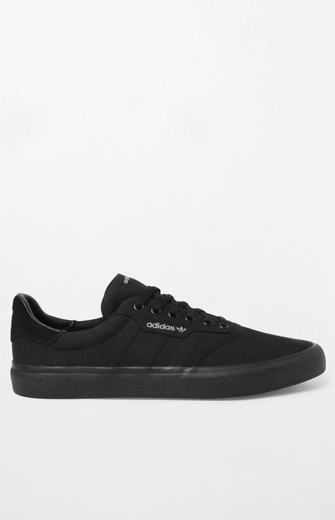 Adidas - 3mc Vulc Black Shoes for Men - Lyst. View fullscreen f92911287