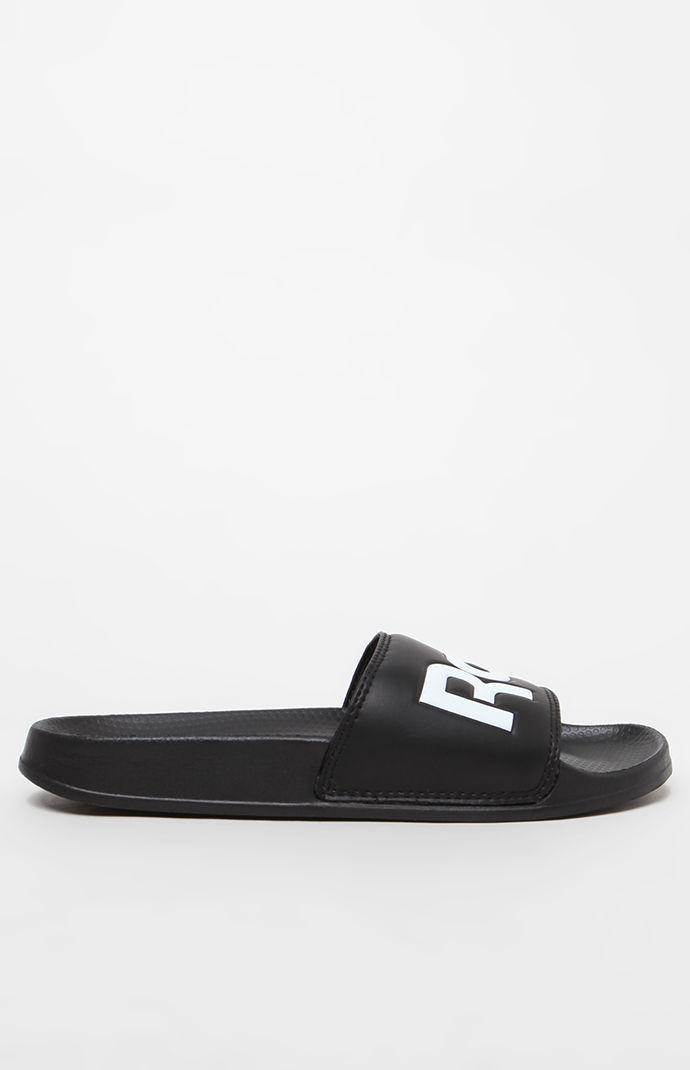 e8fbc68f0 Lyst Reebok Uni S Clic Slide Beach Pool Shoes In