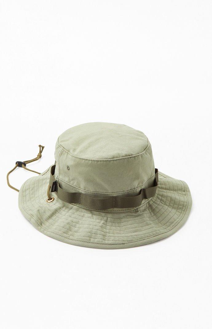 56d454d3 Lyst - Vans Boonie Bucket Hat in Green for Men
