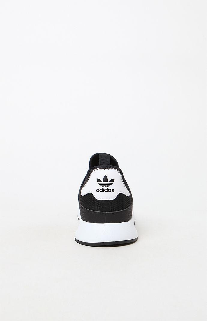 4c7511aa1 Adidas - X  Plr Knit Black   White Shoes for Men - Lyst. View fullscreen