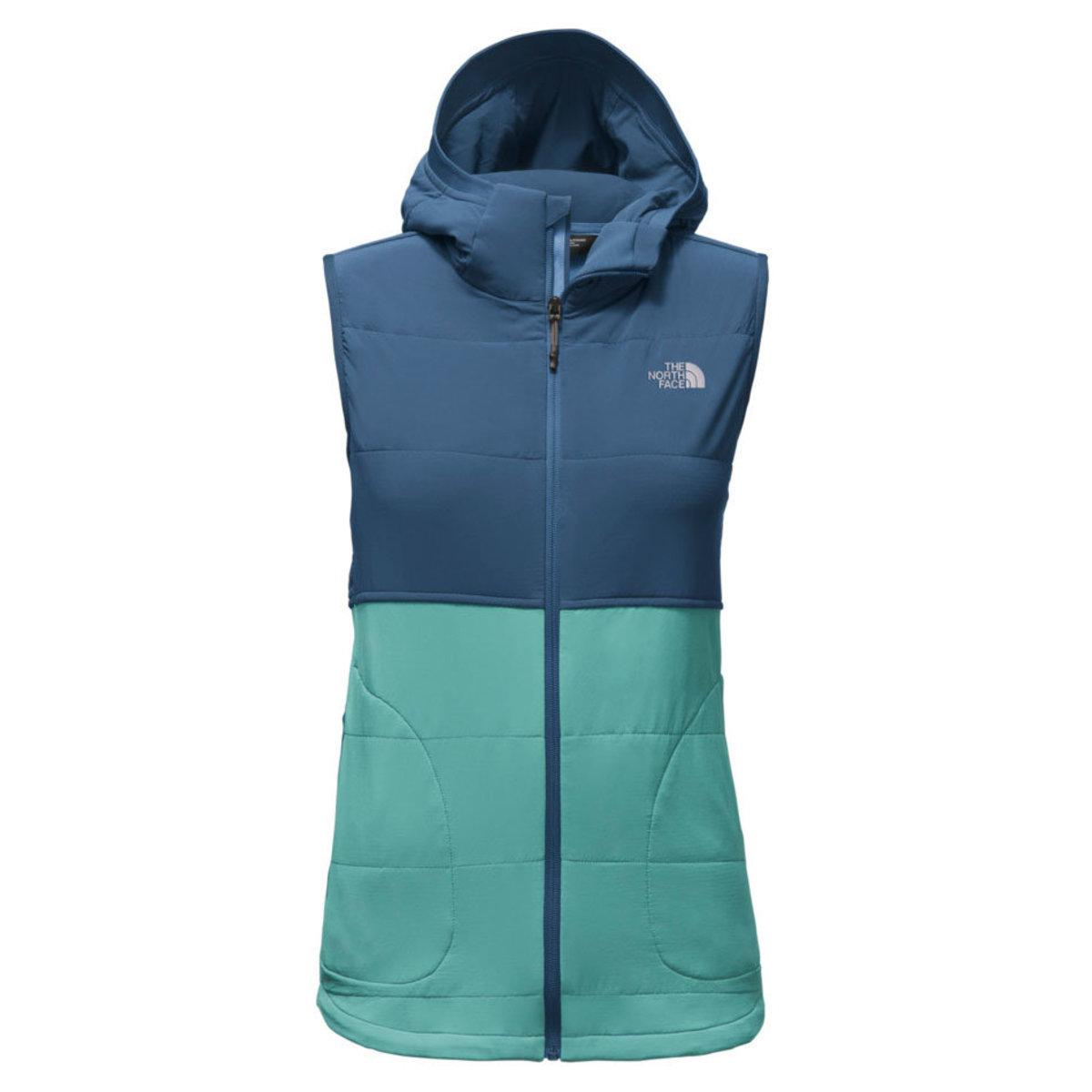 The North Face. Women s Mountain Sweatshirt Hooded Vest 77bf0ec2b