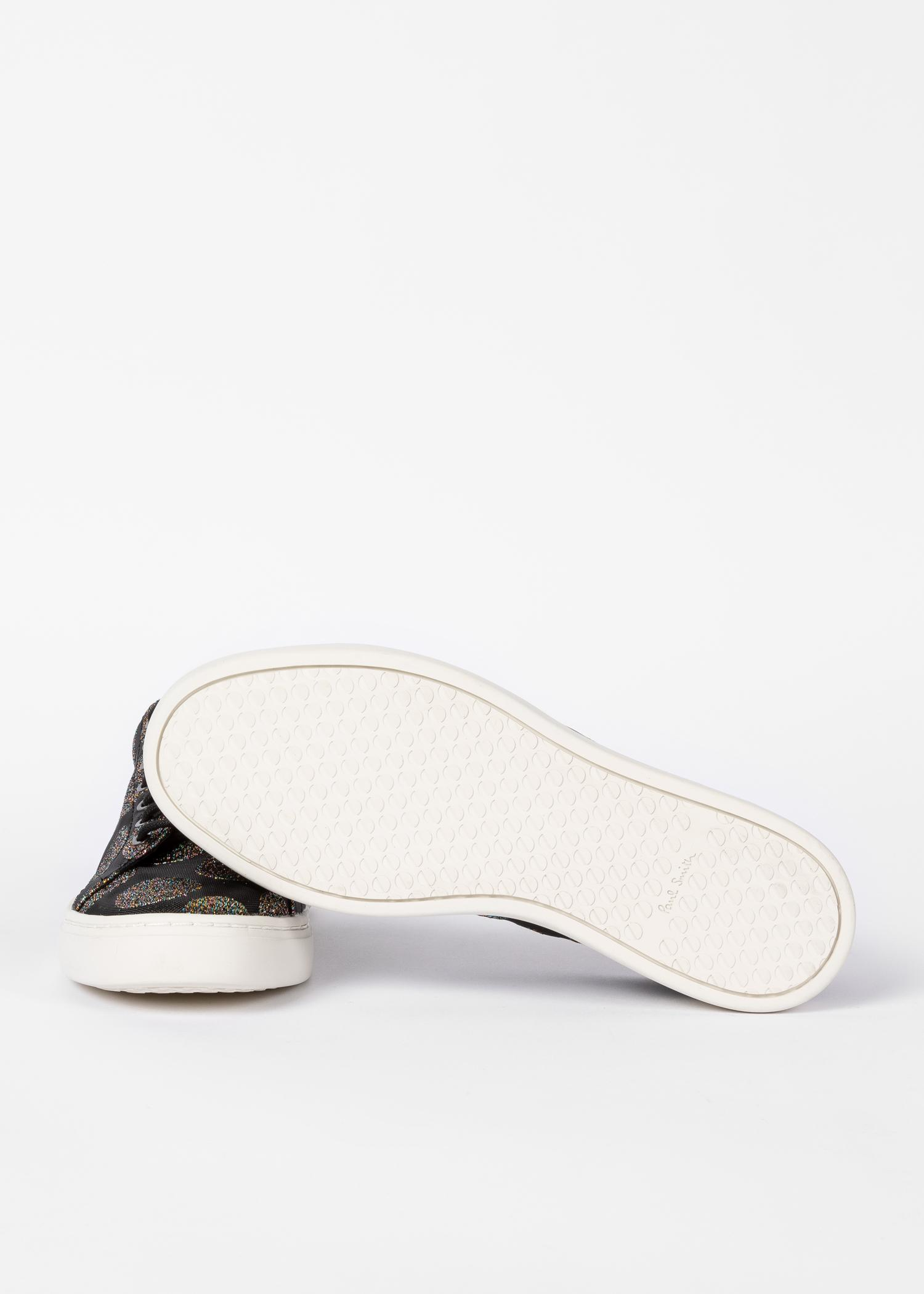 b33168ce6385 Lyst paul smith black mesh glitter polka dot lapin trainers in black jpg  1500x2100 Madden lapin