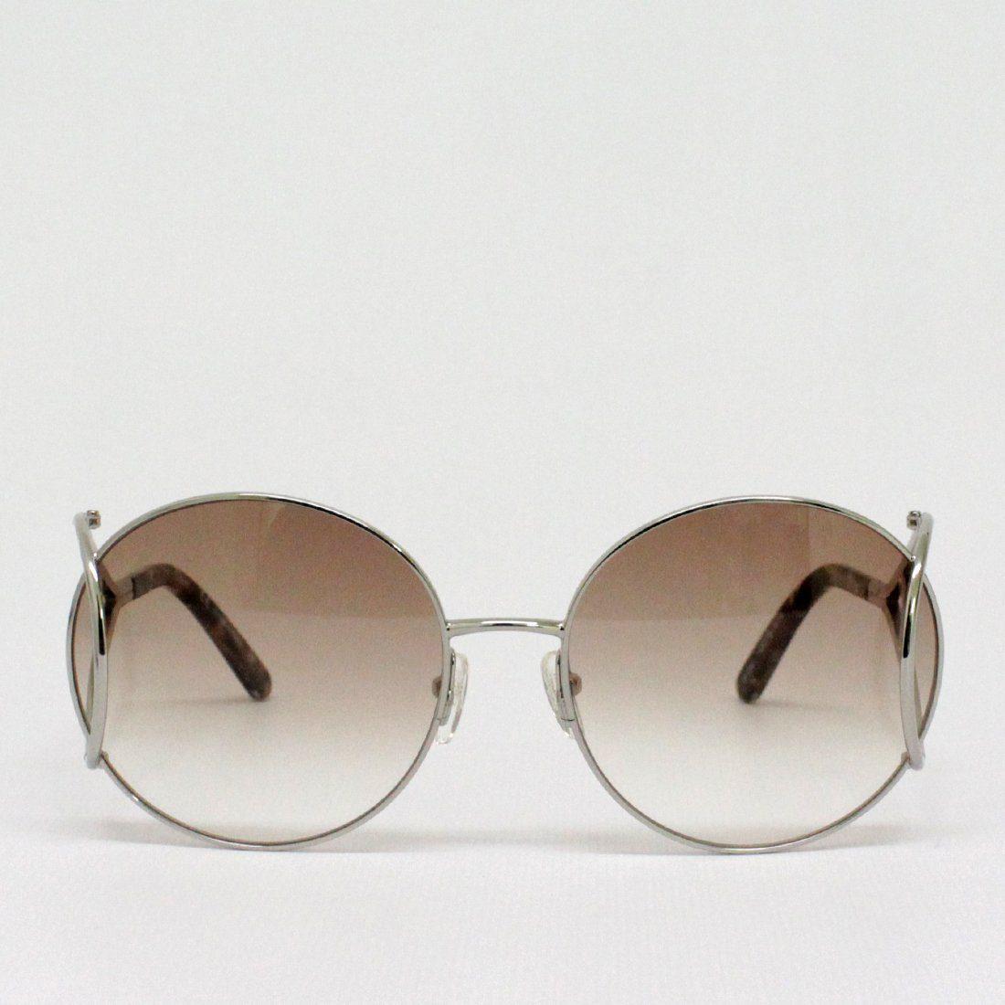Gold Jackson sunglasses Chlo w6ghc4KKS