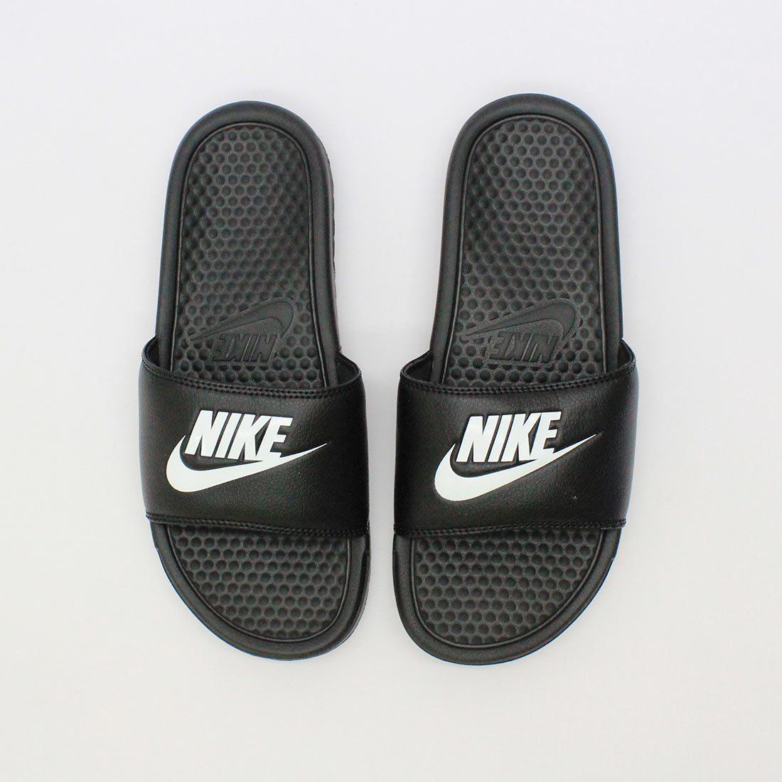 newest da937 290f9 Nike Trainers. Mens Nike Benassi Jdi Black 343880 090