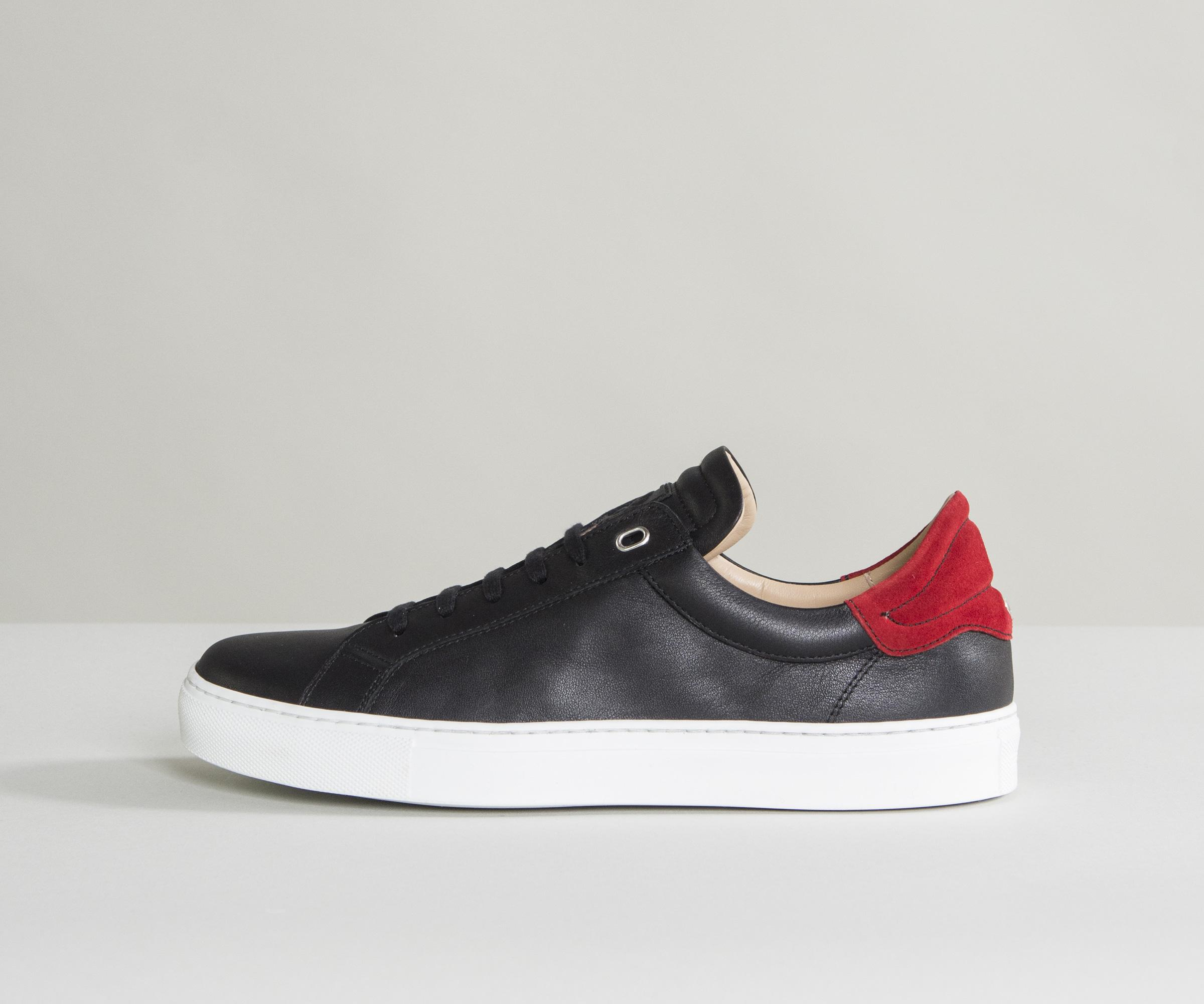 DAGENHAM 2.0 - Sneaker low - black/red/white