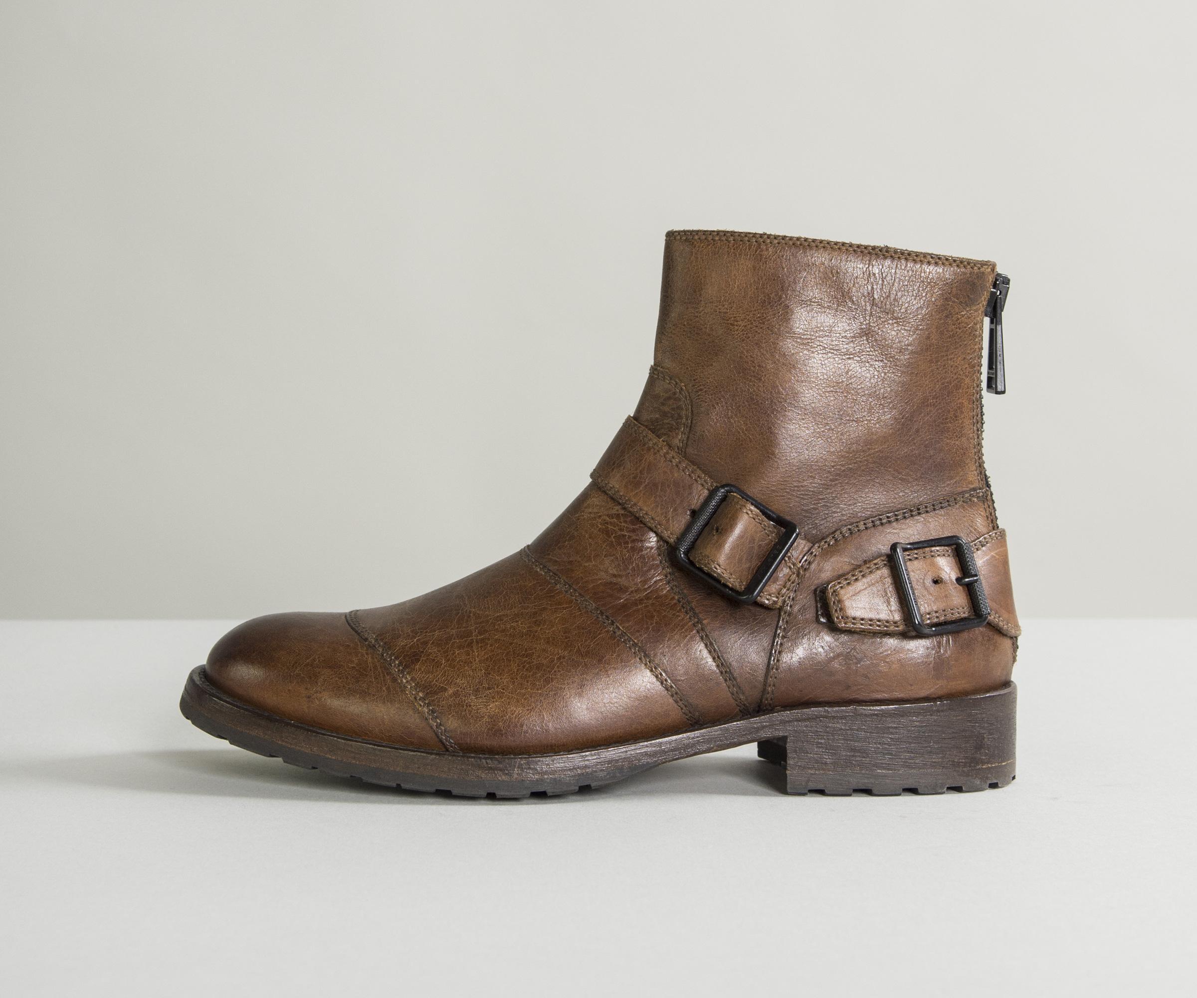 e61cfd52fa69 Belstaff  trialmaster  Short Boot Cognac in Brown for Men - Lyst