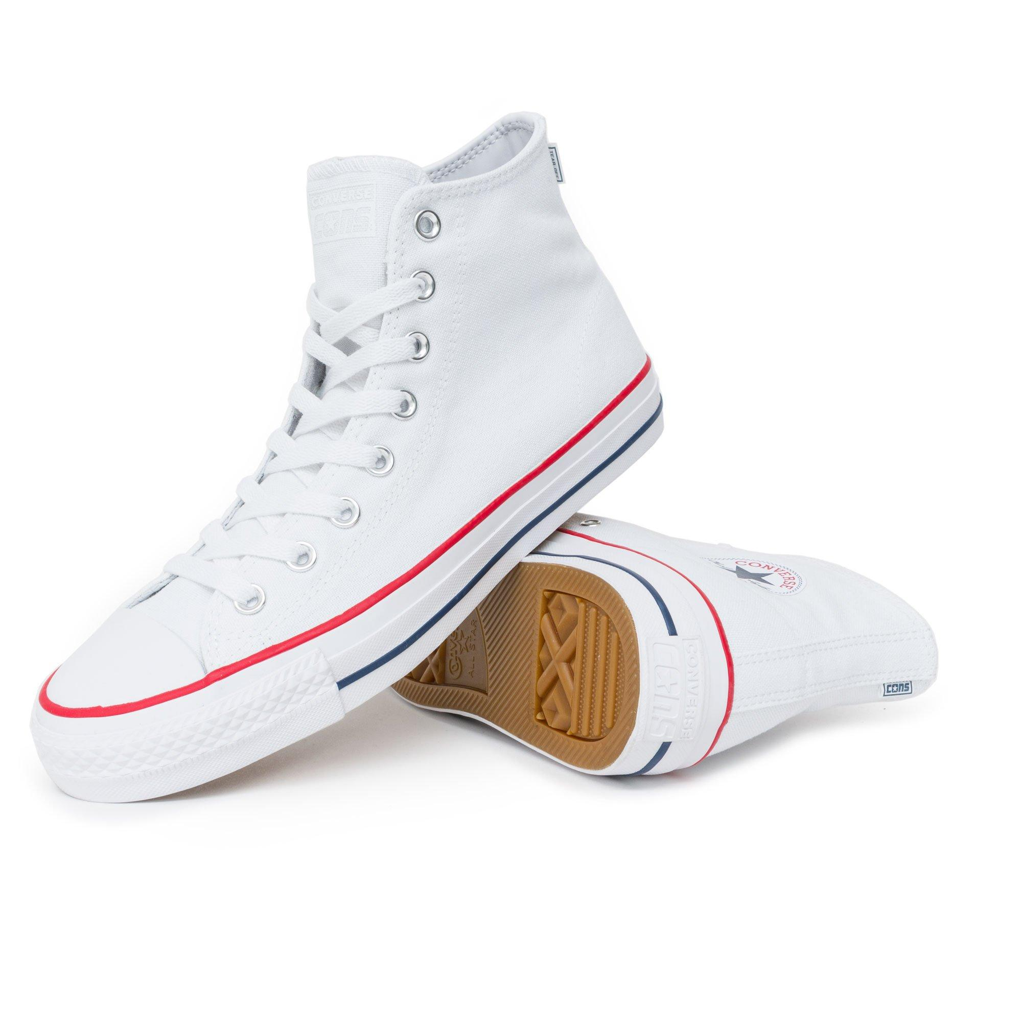 fbf81cc2b2fff9 Lyst - Converse Chuck Taylor All Star Pro High Shoes in White for Men