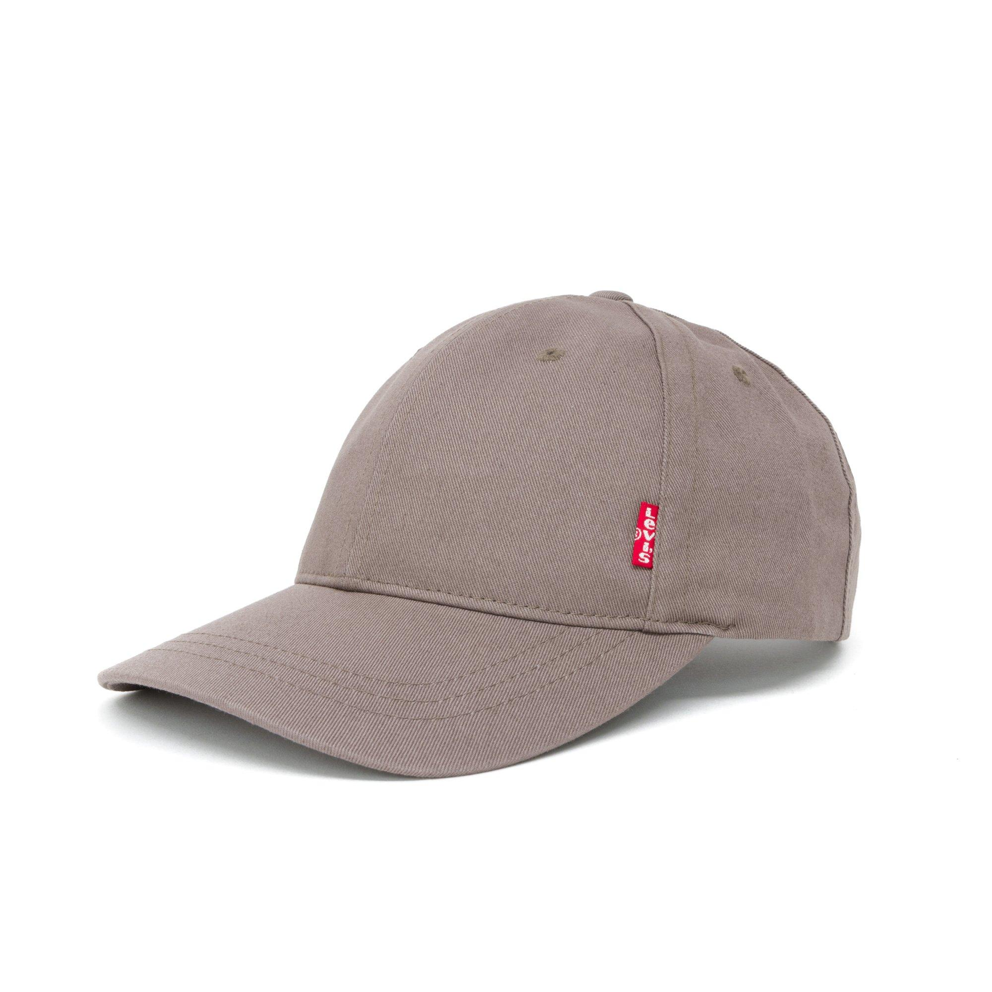 54ad8f49 Lyst - Levi's Twill Red Tab Baseball Cap in Gray for Men