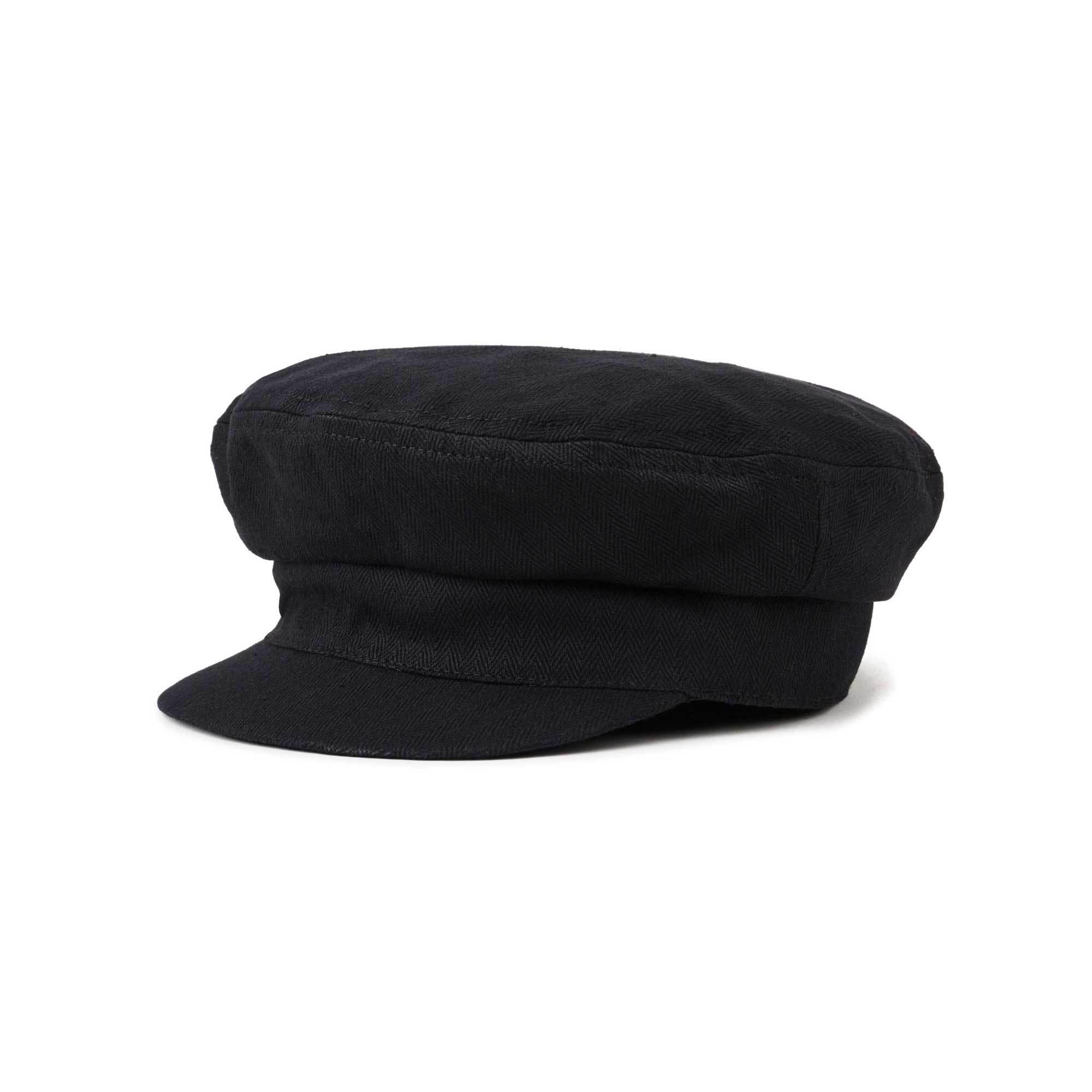 Lyst - Brixton Lil Fiddler Kids Hat in Black for Men 9213f745115