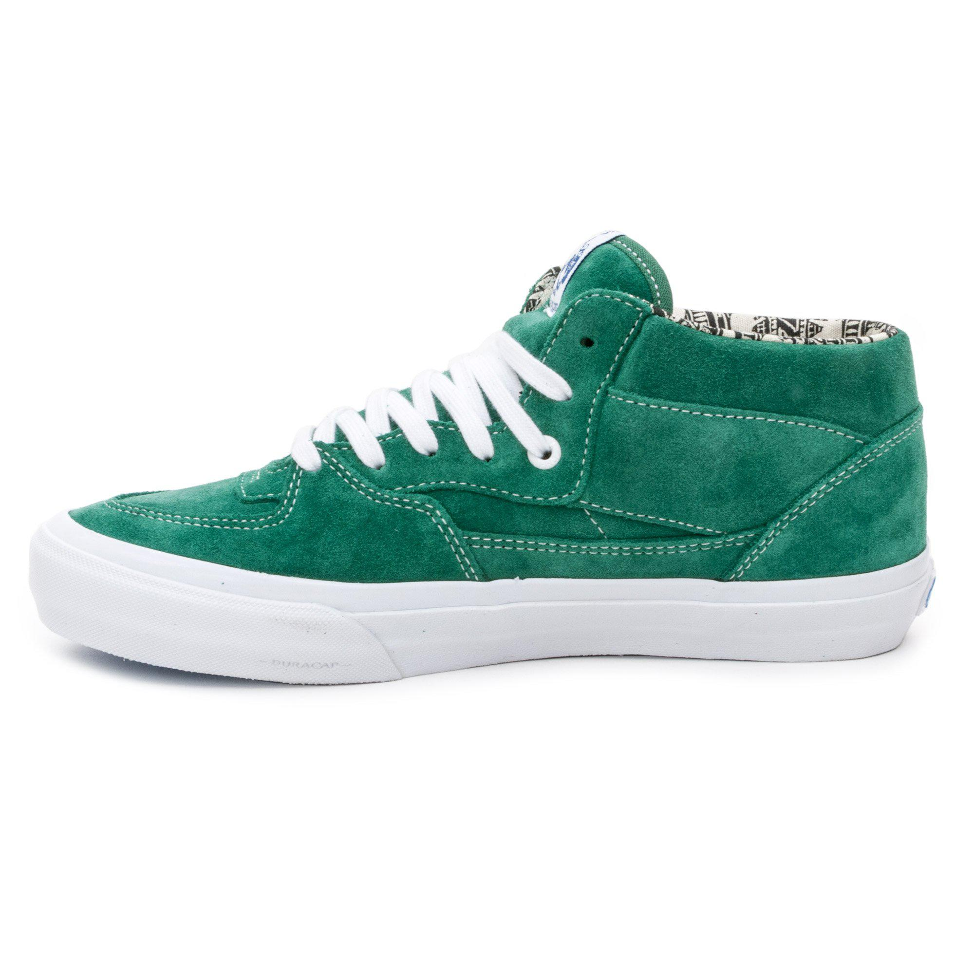 b3c06be4ab Lyst - Vans Half Cab Pro Ray Barbee Shoes in Green for Men