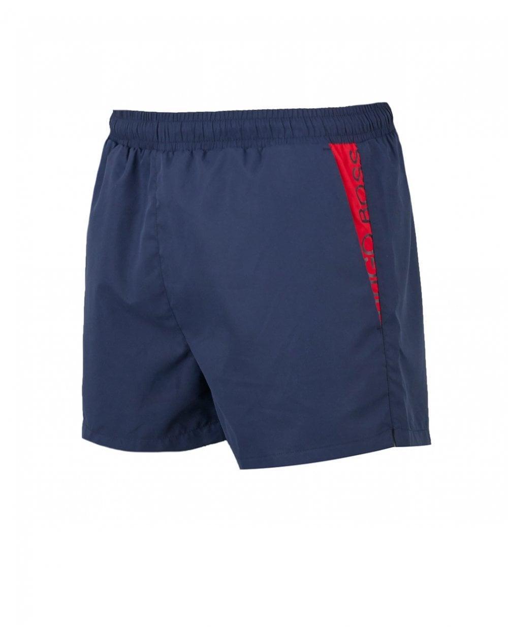 3bb0341aea BOSS by Hugo Boss - Blue Mooneye Swim Shorts for Men - Lyst. View fullscreen