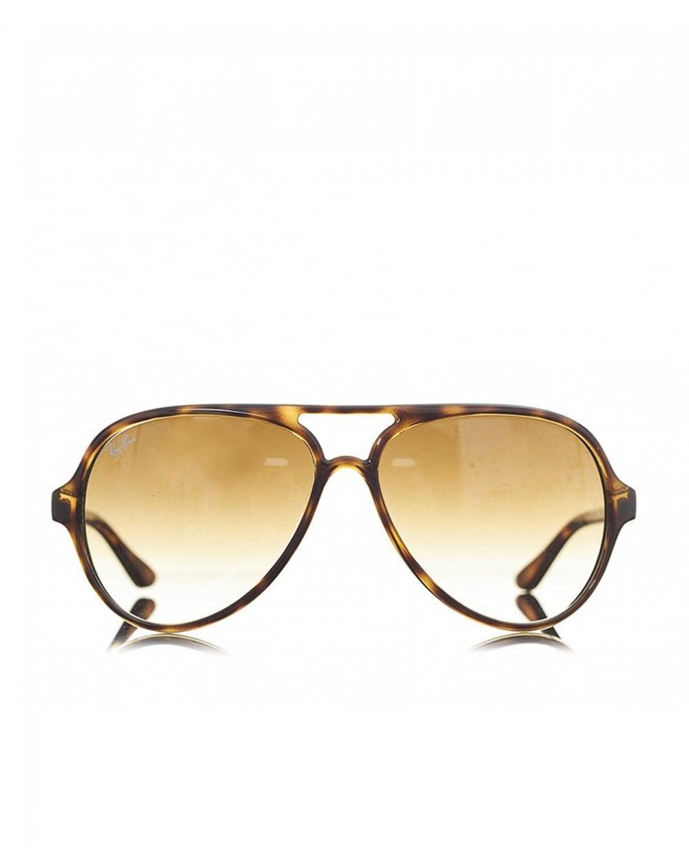 7602440c1b Ray-Ban Cat 5000 Sunglasses for Men - Lyst
