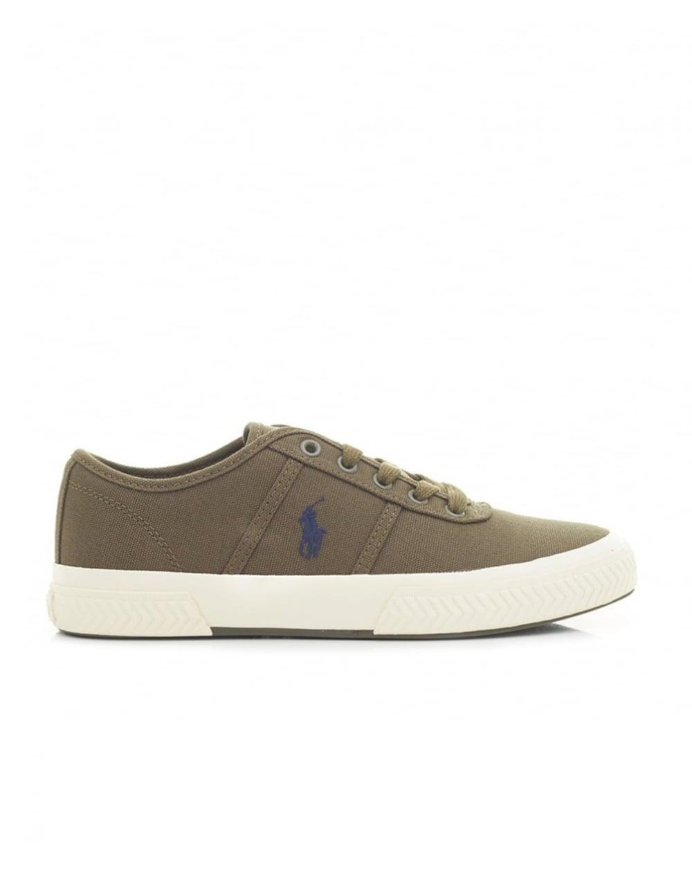 Polo Ralph Lauren THORTON - Trainers - olive