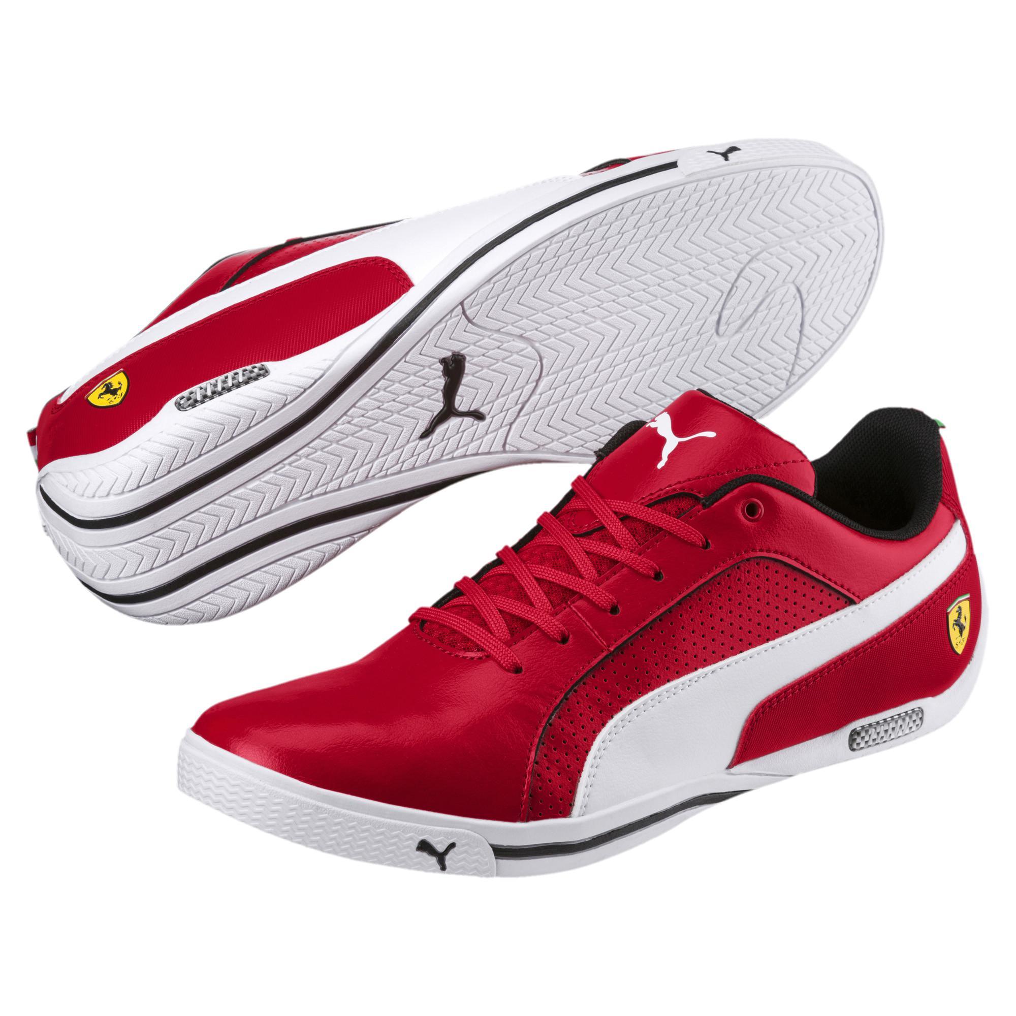 ... amazon puma red ferrari selezione ii mens sneakers for men lyst. view  fullscreen 618ab ace9a 1a0d2238a