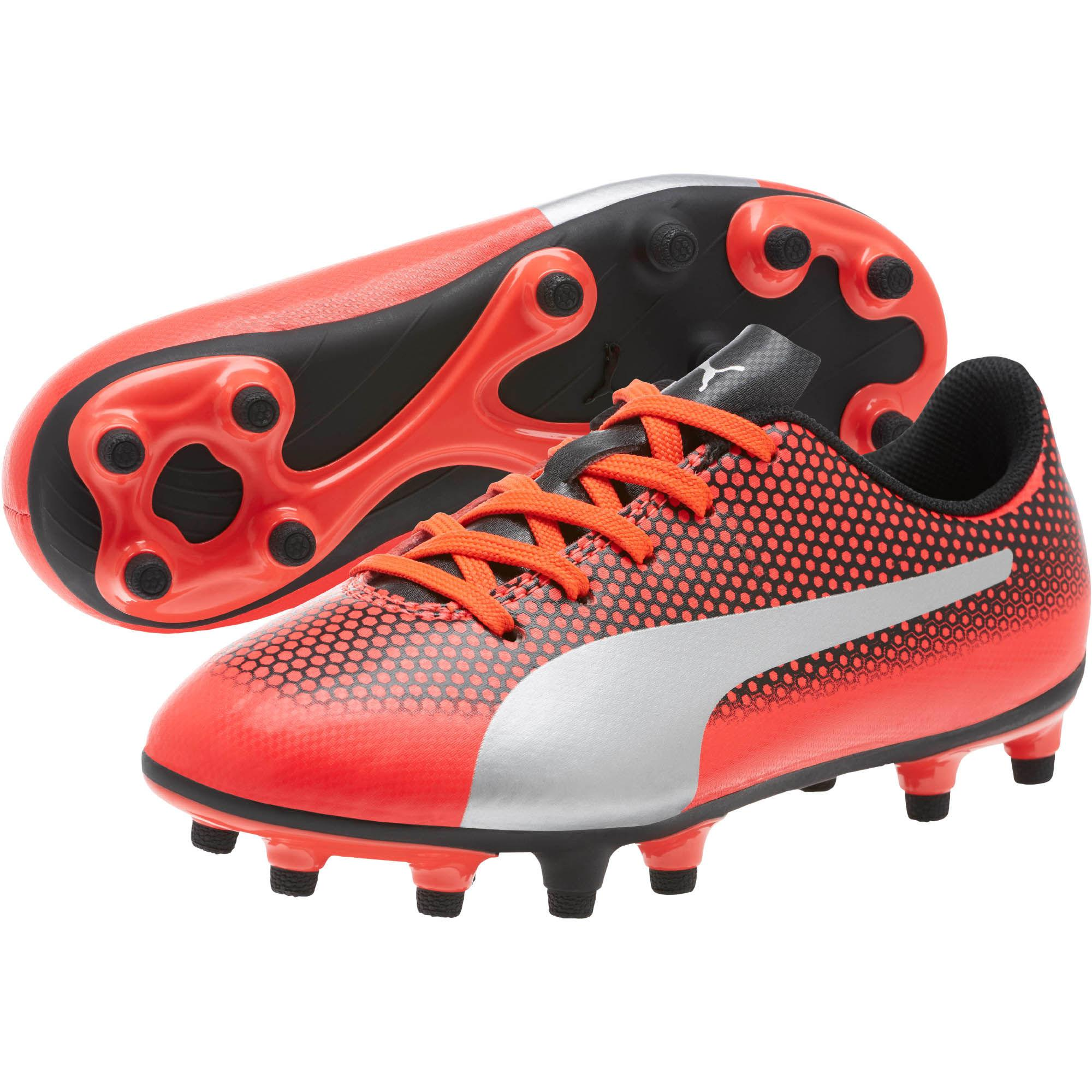 bf7a7cbbc18 ... hot puma red spirit fg jr soccer cleats for men lyst. view fullscreen  45797 66a21