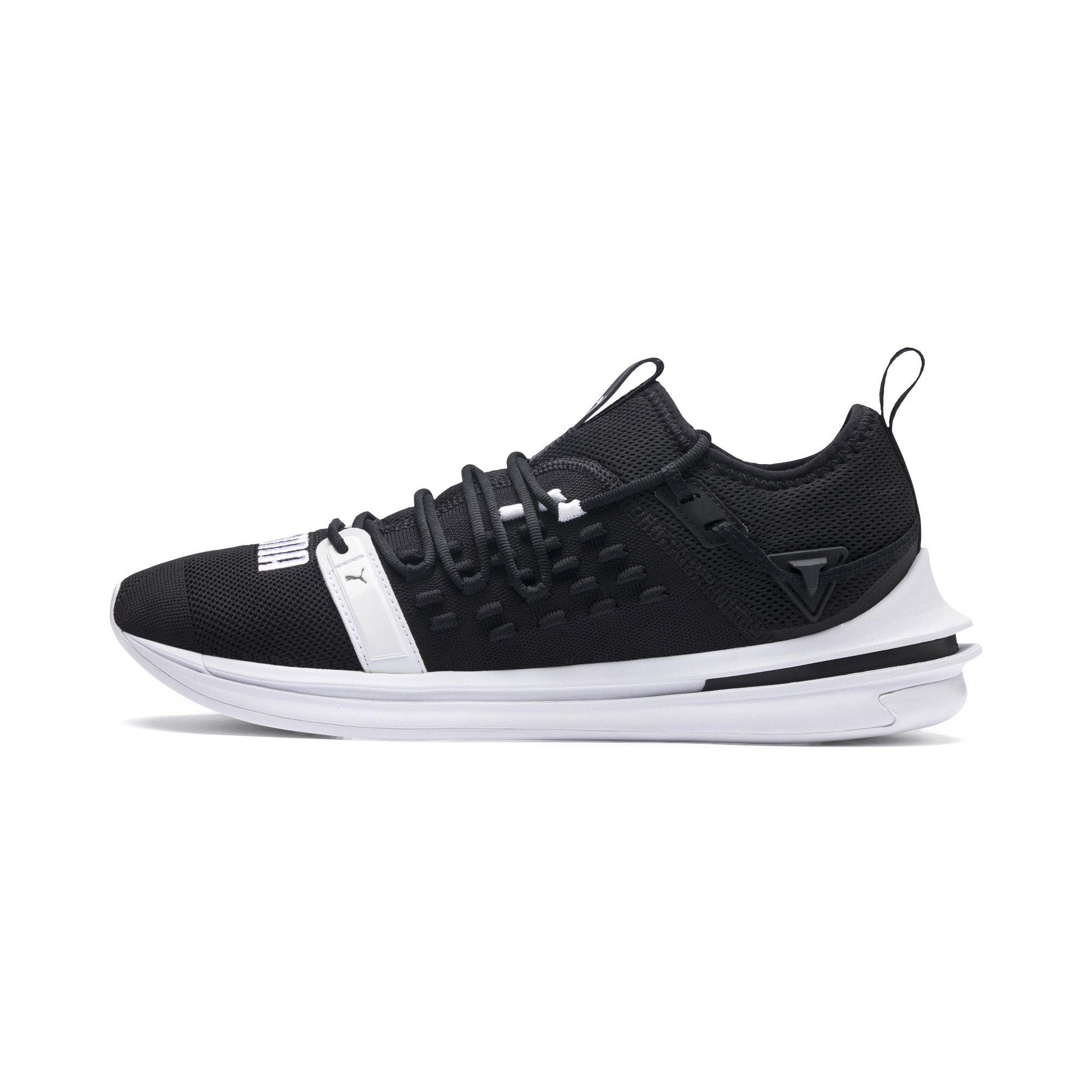 Lyst - PUMA Ignite Limitless Sr Fusefit Running Shoes in Black for Men 289038acf