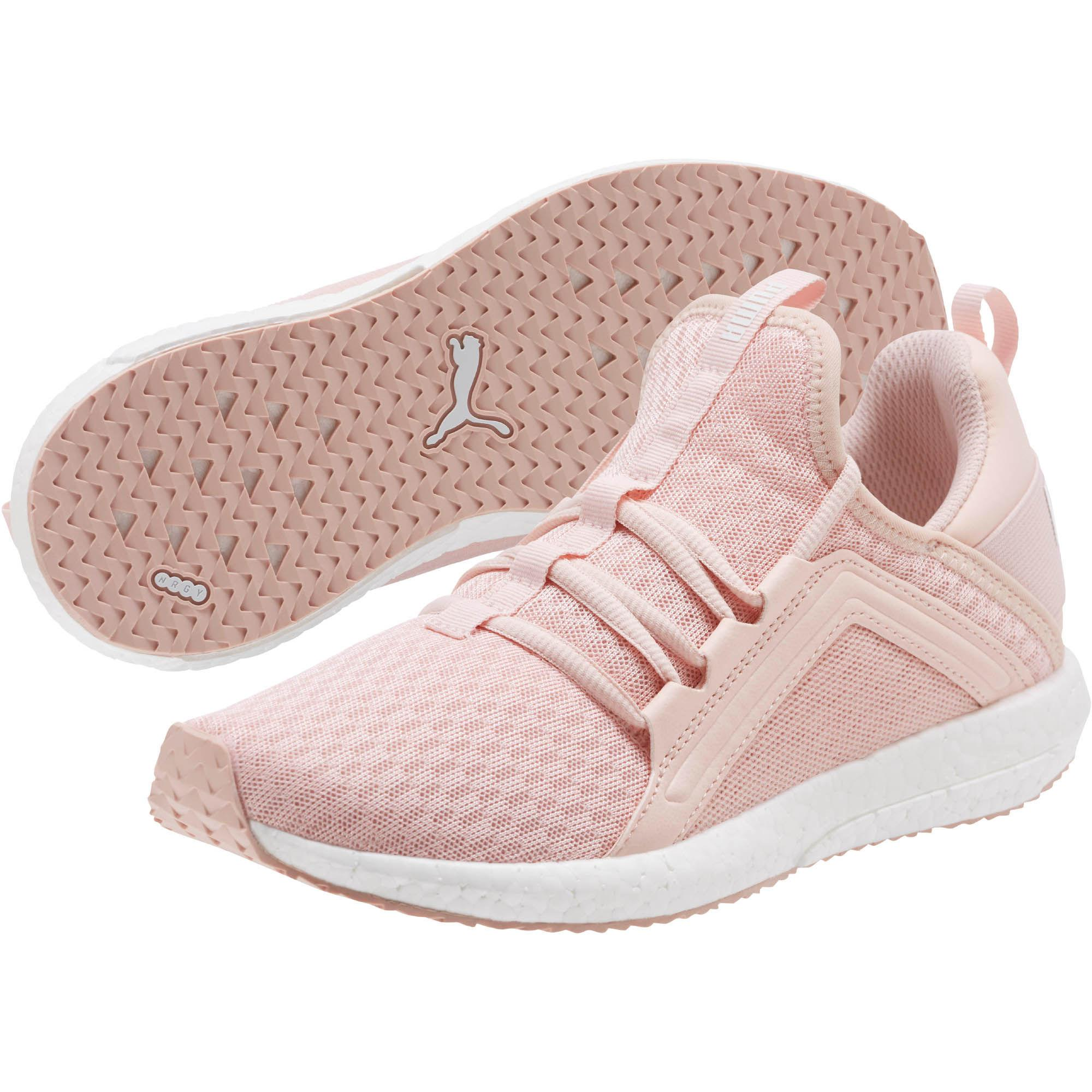 5c1505761c1553 PUMA Mega Nrgy Women's Trainers in Pink - Lyst