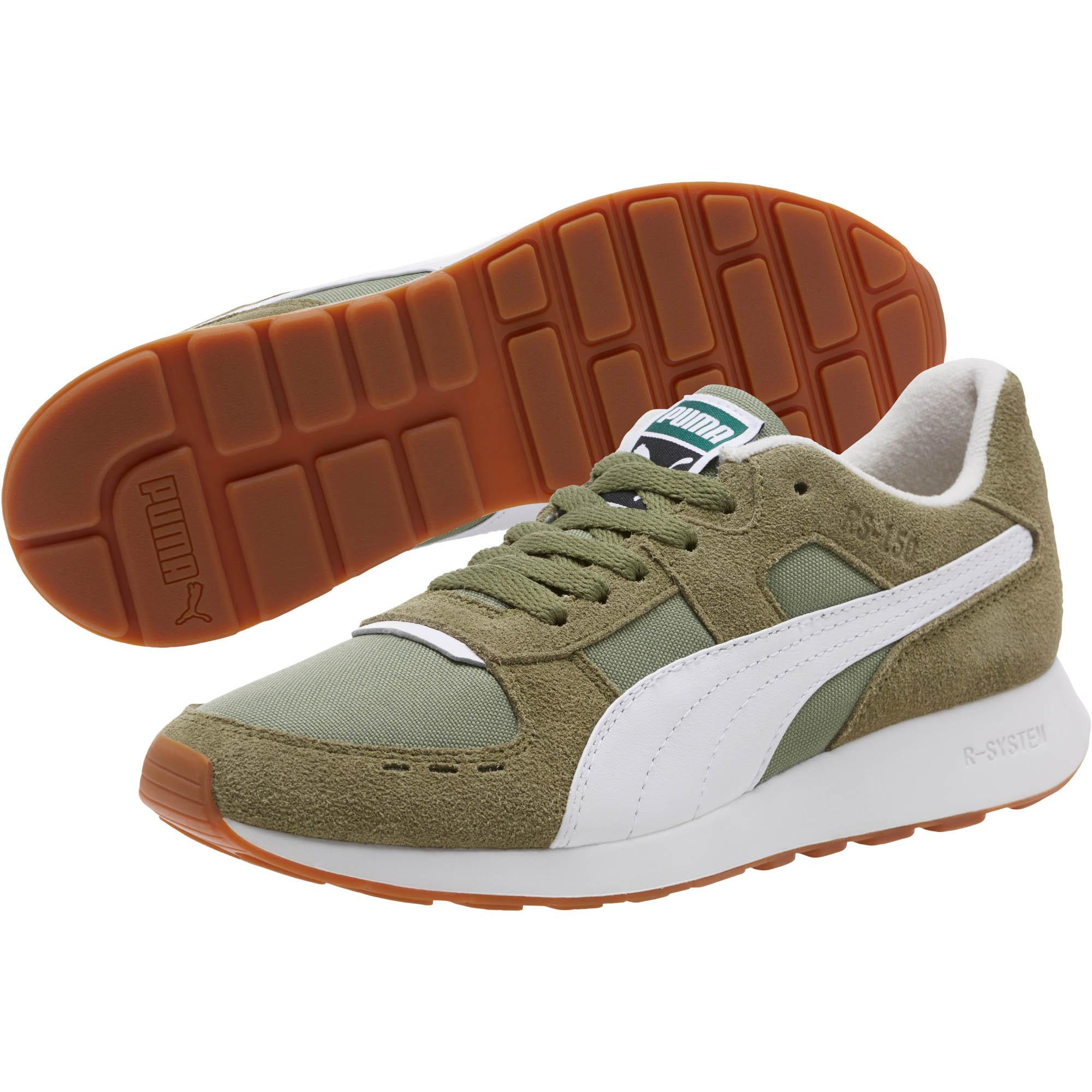 Puma Women's Green Lyst In Sneakers 150 Nylon Rs dw0qIC0