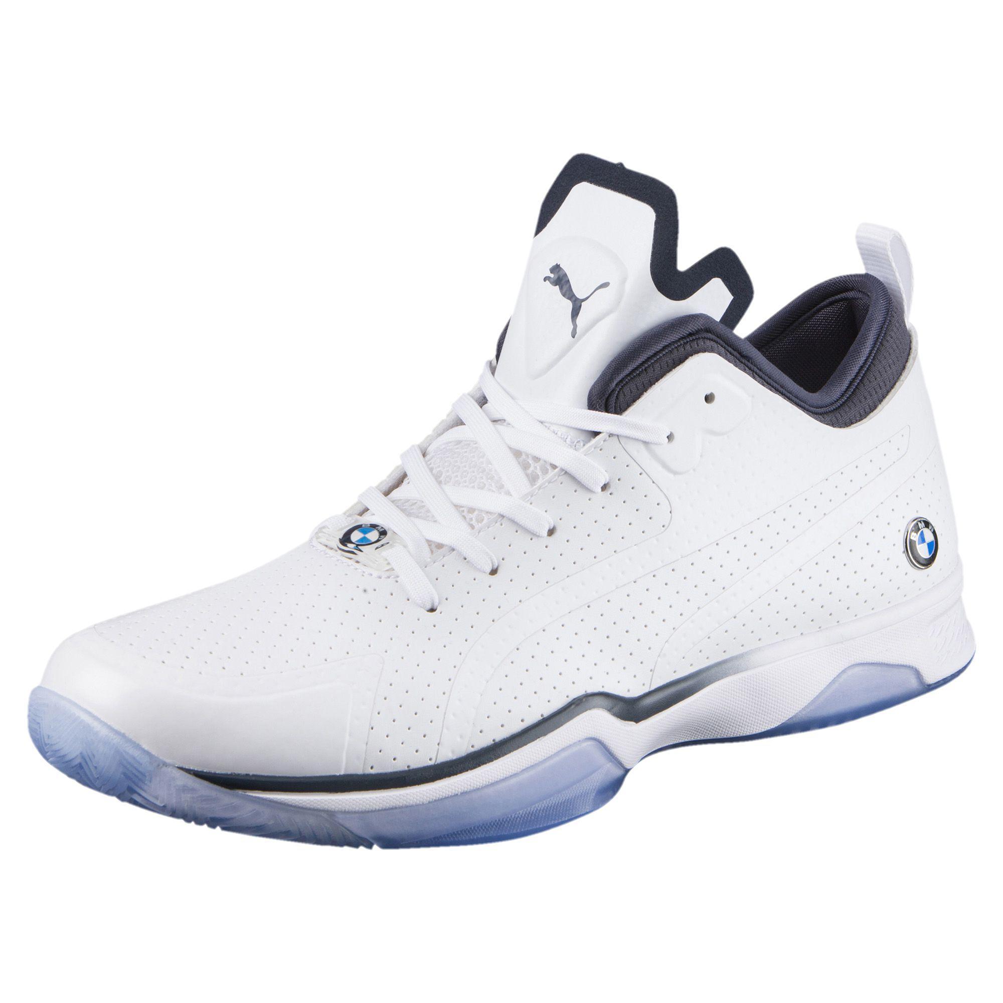 bf21eb3722618a Lyst - PUMA Bmw Motorsport Whiplash Lo Men s Training Shoes in White ...