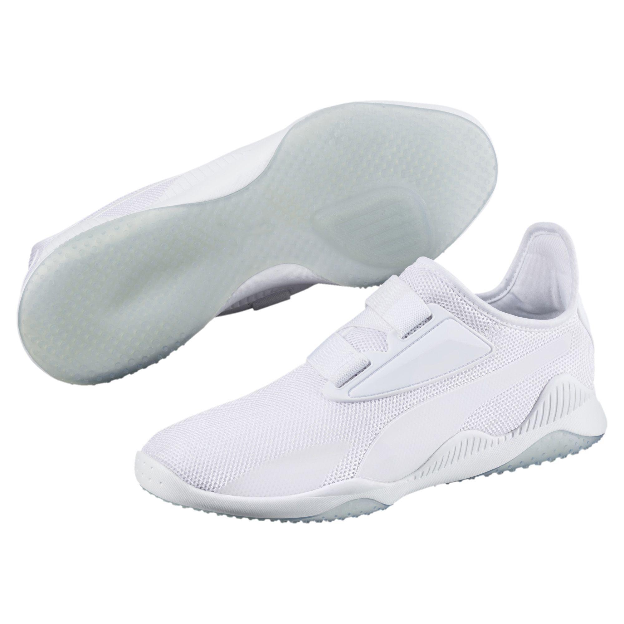 5df5e322e330 Lyst - PUMA Mostro Mesh Trainers in White for Men