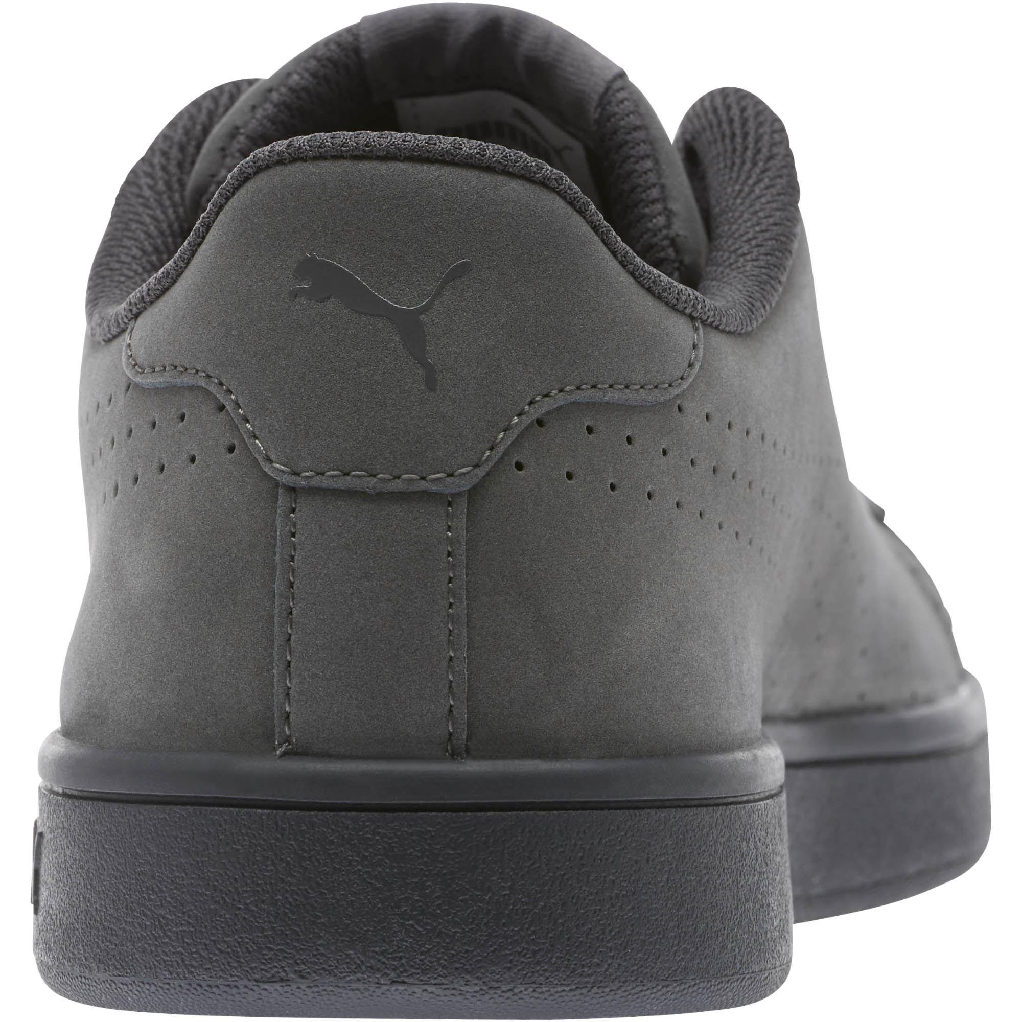 Lyst - PUMA Smash V2 Nubuck Men s Sneakers in Black for Men 6d05814f9