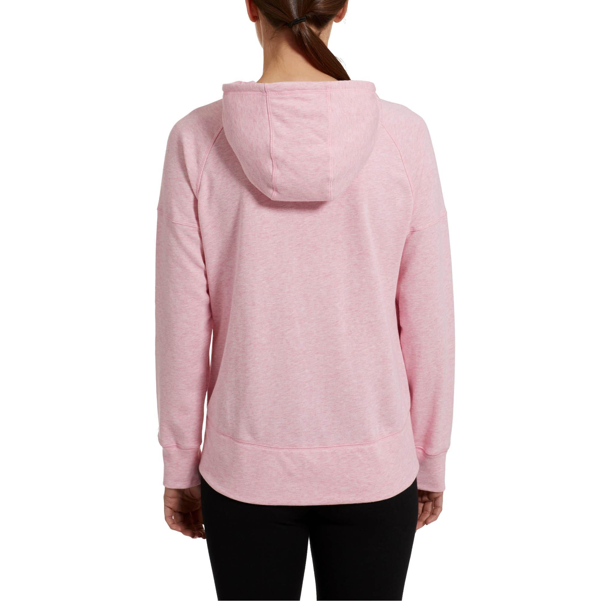 5f826b37592c PUMA - Pink Yogini Women s Full Zip Jacket - Lyst. View fullscreen