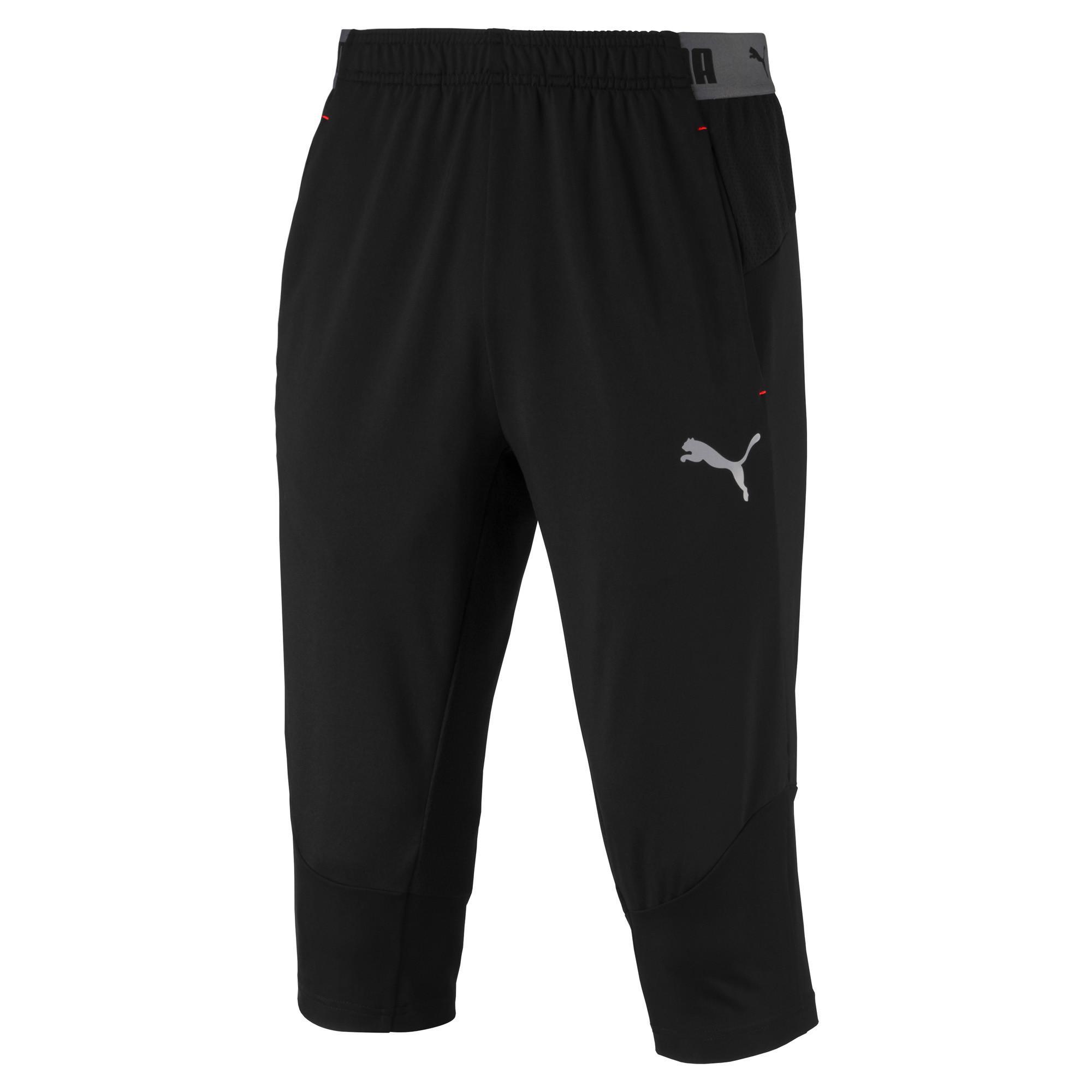 92483a3bc0eb Lyst - PUMA Ftblnxt Men s 3 4 Length Training Pants in Black for Men