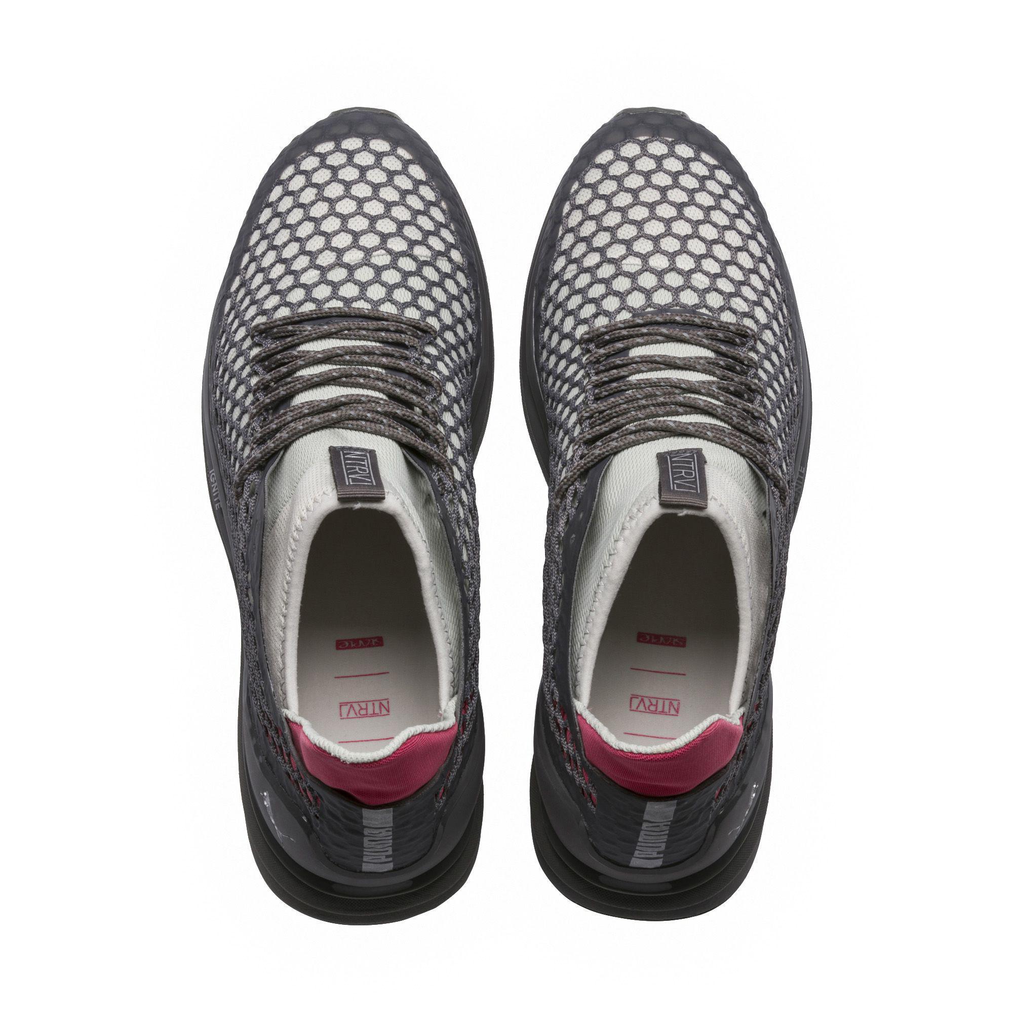 dc4c644c02f Lyst - PUMA X Staple Ignite Limitless Netfit Training Shoes in Black ...