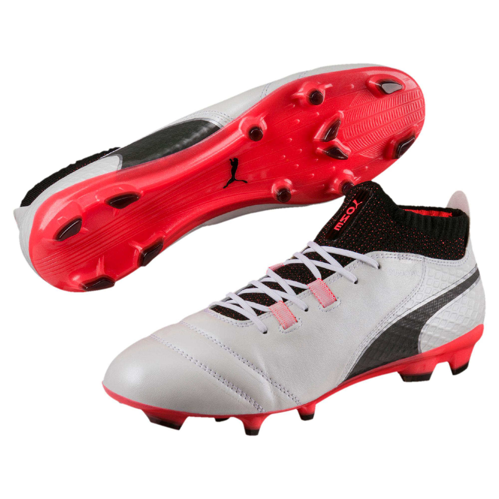 Lyst - PUMA One 17.1 Fg Men s Firm Ground Soccer Cleats for Men 952353b6e