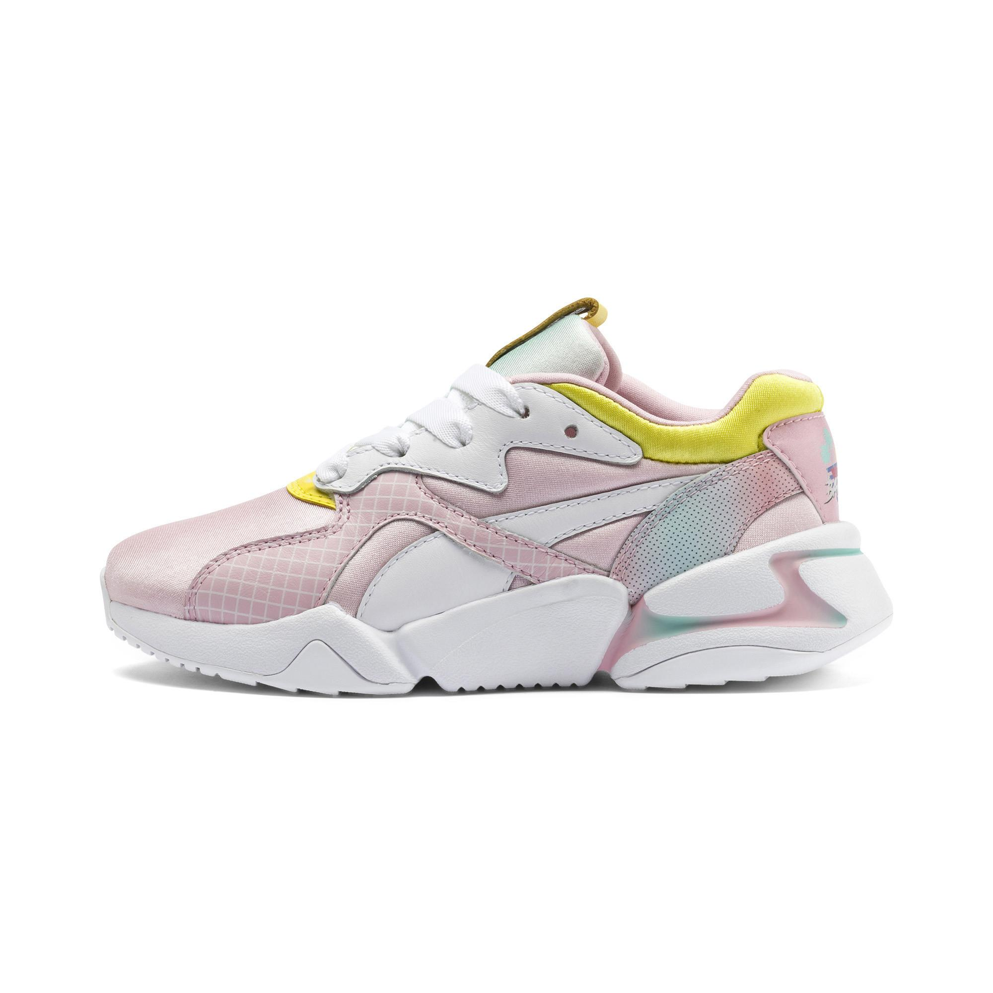 0981e22cd1 PUMA Nova X Barbie Sneakers Ps in White - Lyst