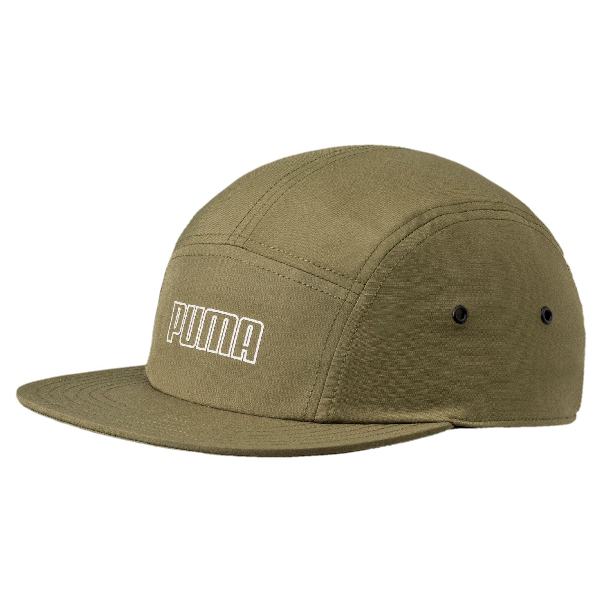 Lyst - PUMA Archive 5-panel Hat in Green for Men 764eb9674d6