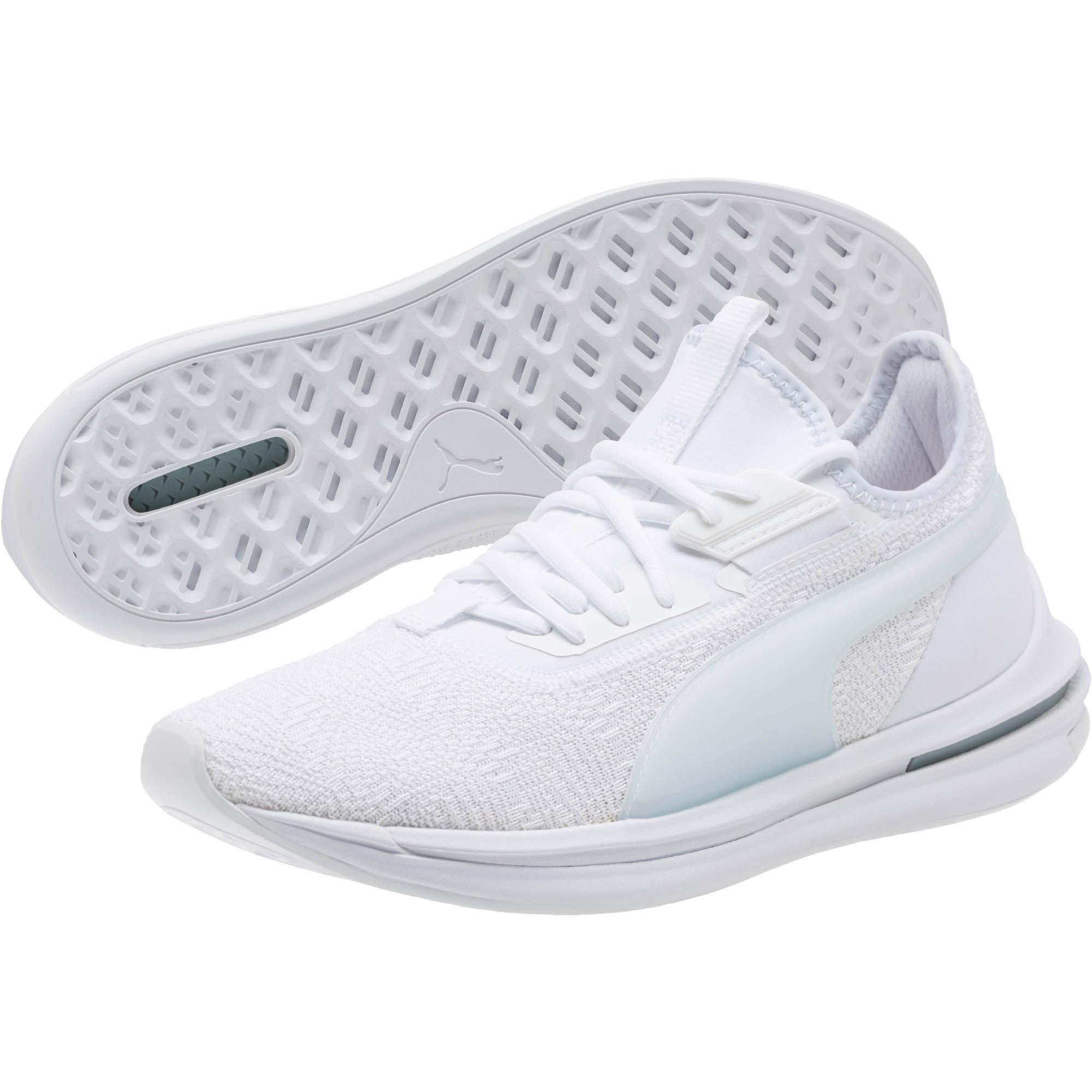 PUMA - White Ignite Limitless Sr-71 Running Shoes for Men - Lyst. View  fullscreen 14e34de7b