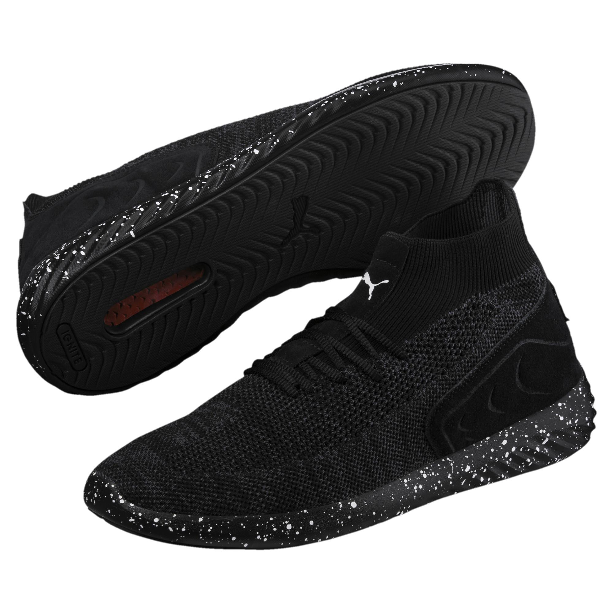 f47132c4d355 PUMA - Black Speed Cat Wings Monaco Shoes for Men - Lyst. View fullscreen