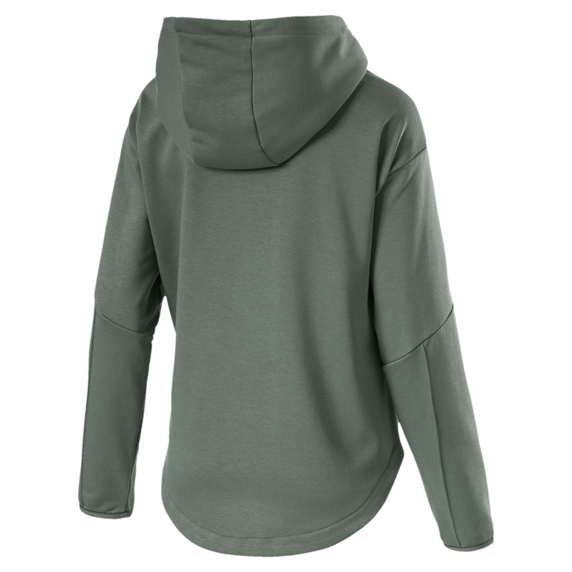 e4ac98ec4d48 Lyst - PUMA Ferrari Lifestyle Women s Hooded Sweat Jacket
