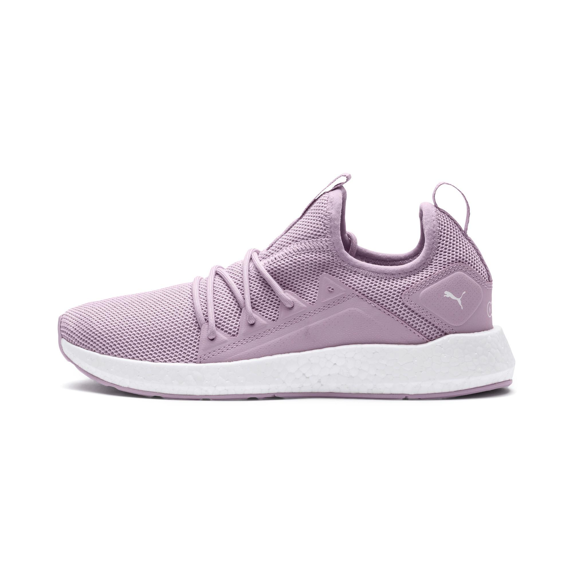 Lyst - PUMA Nrgy Neko Women s Sneakers in Purple d1a0bc41f