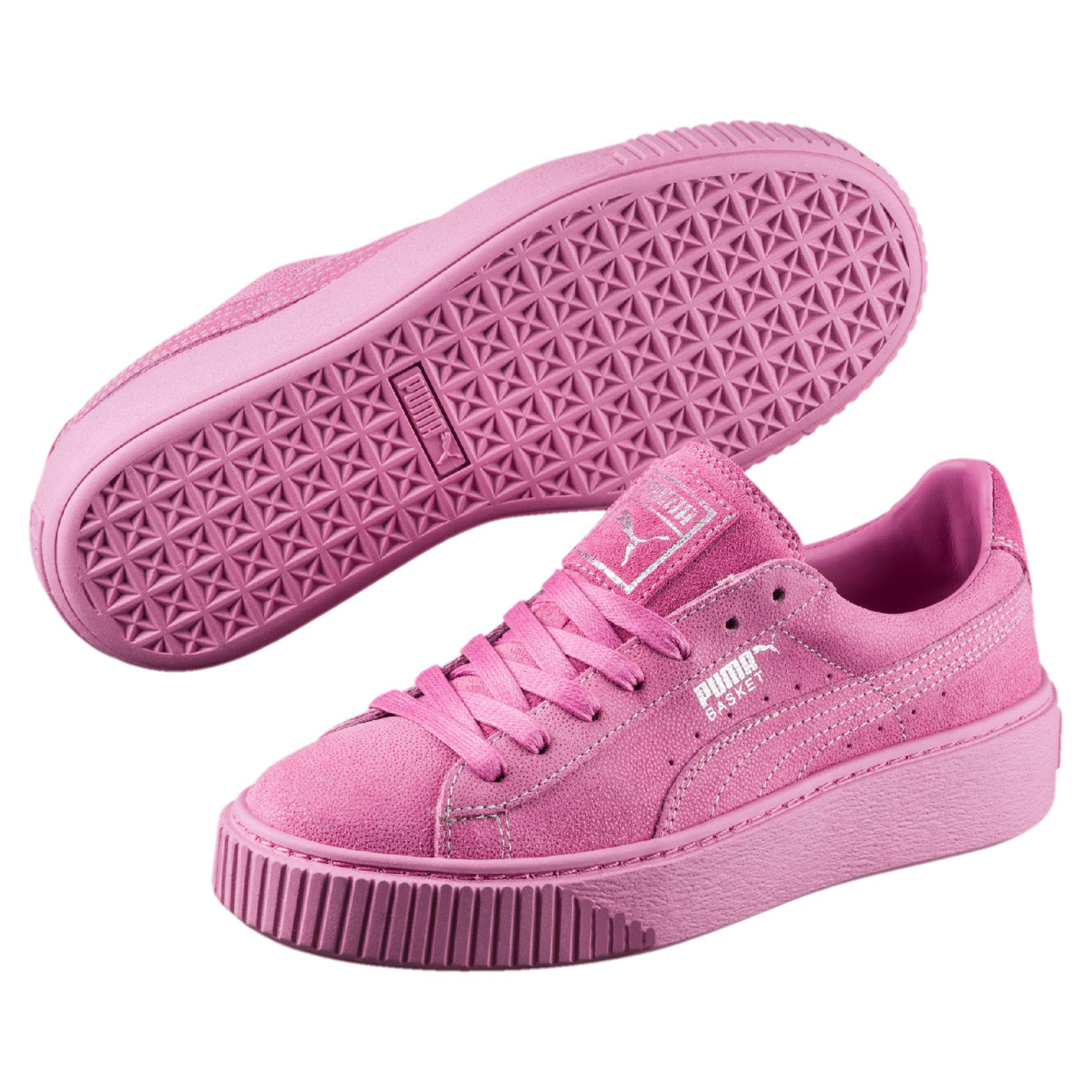 Amazon Cheap Price PUMA PLATFORM RESET WNS - FOOTWEAR - Low-tops & sneakers Puma Buy Cheap Latest Collections Ax41D5A