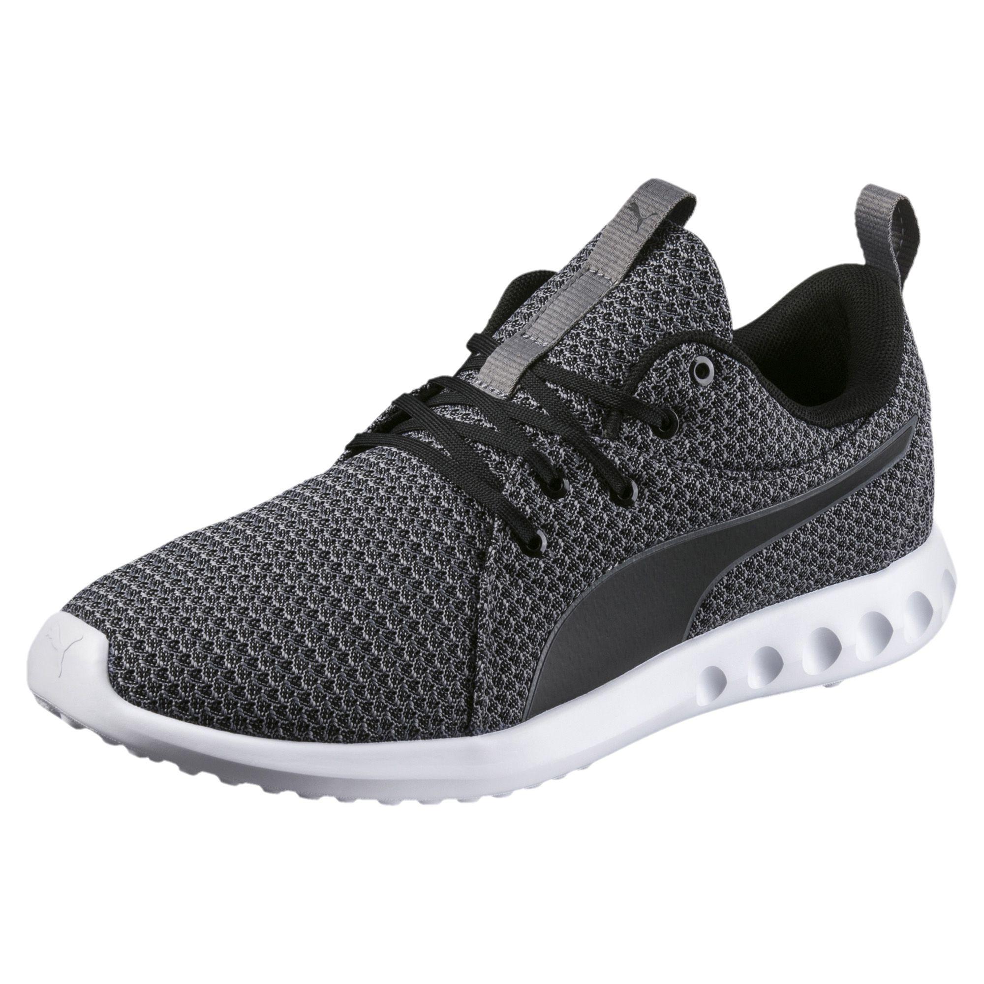 86175012c4e89d Lyst - PUMA Carson 2 Knit Men s Running Shoes in Black for Men