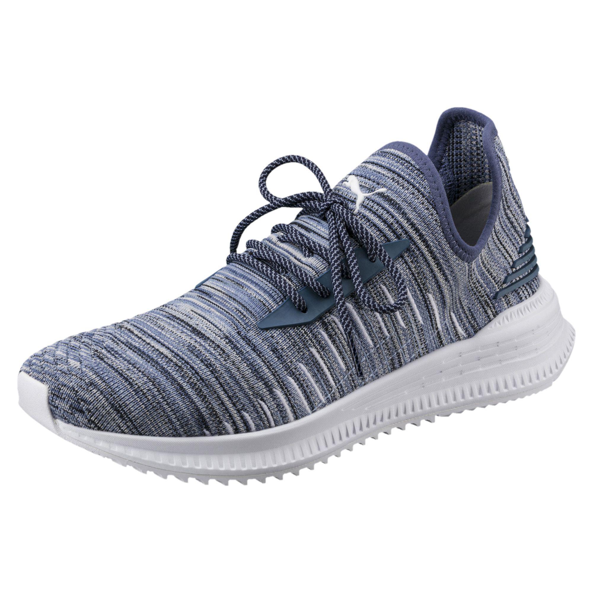 c1fdac96a559 Lyst - PUMA Avid Evoknit Summer Running Shoes in Blue