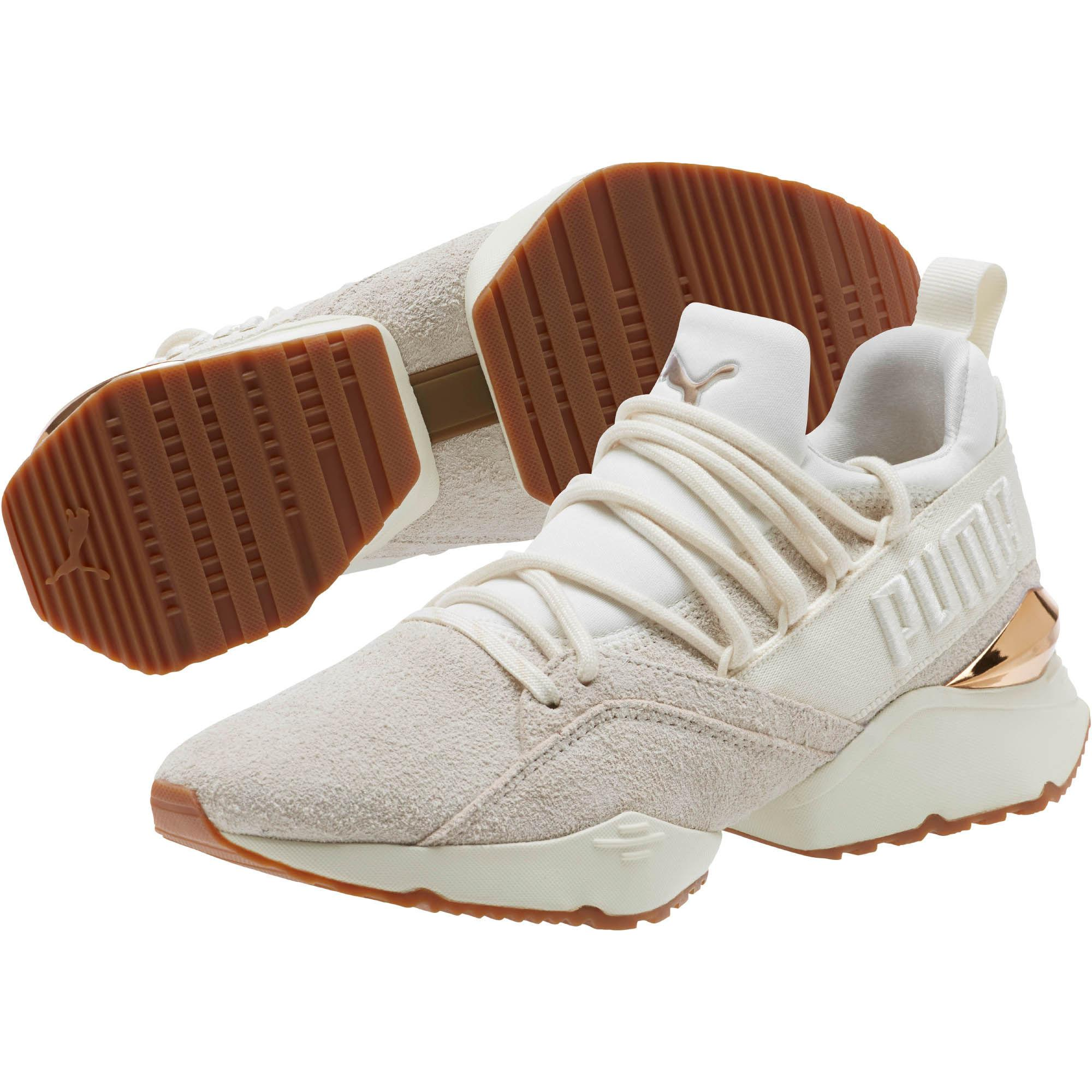 Lyst - PUMA Muse Maia Util Women s Sneakers 20c330008a