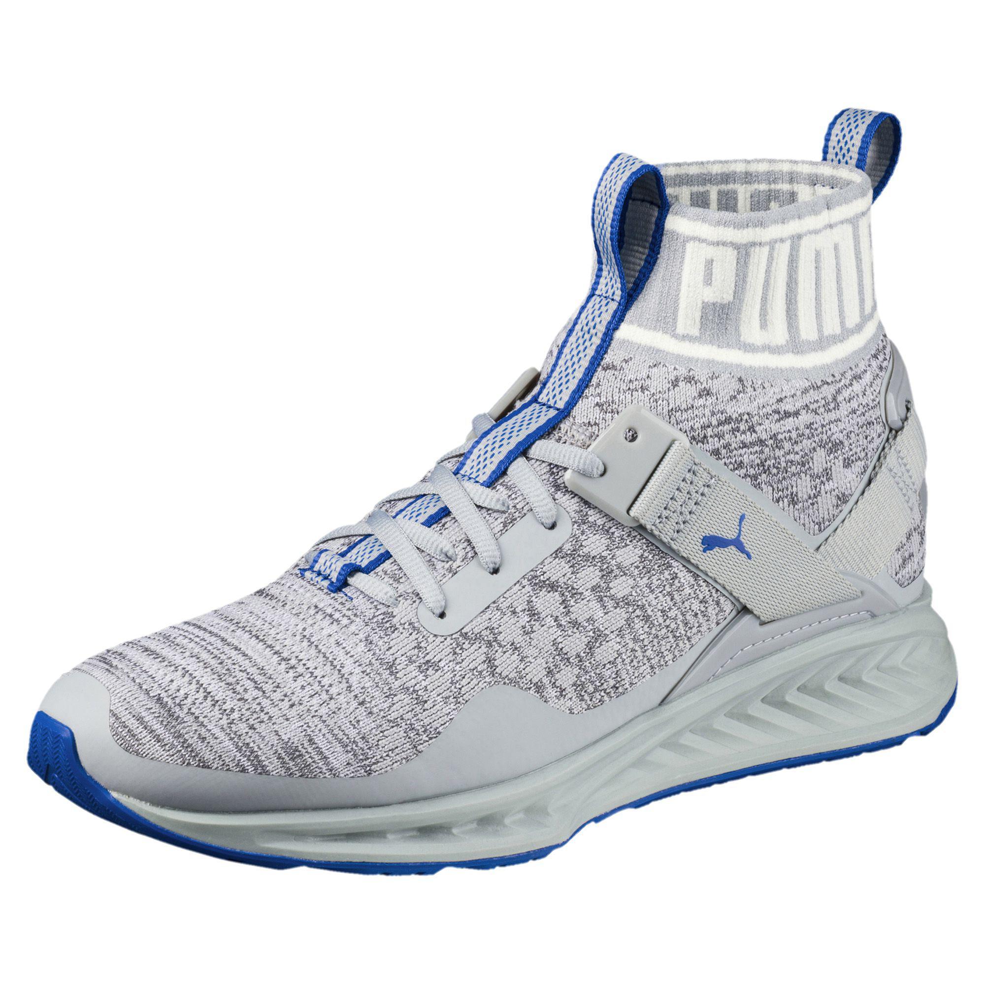 ba532e8c026 Lyst - Puma Ignite Evoknit Men s Training Shoes in Blue for Men