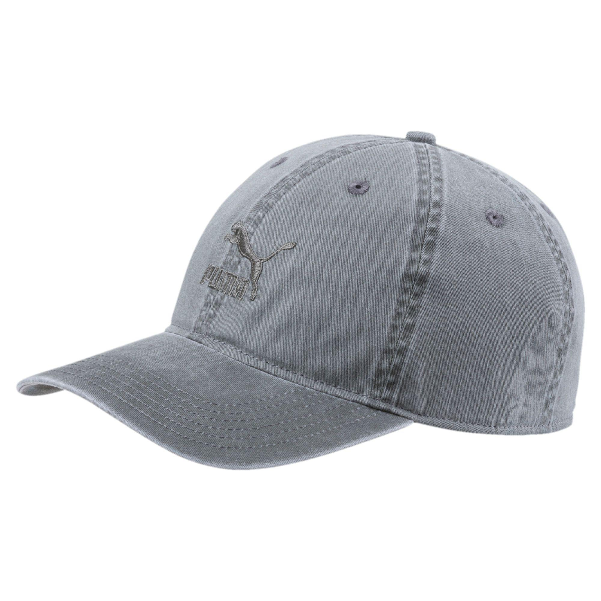 huge discount 0a656 06283 PUMA Archive Bb Cap in Gray for Men - Lyst