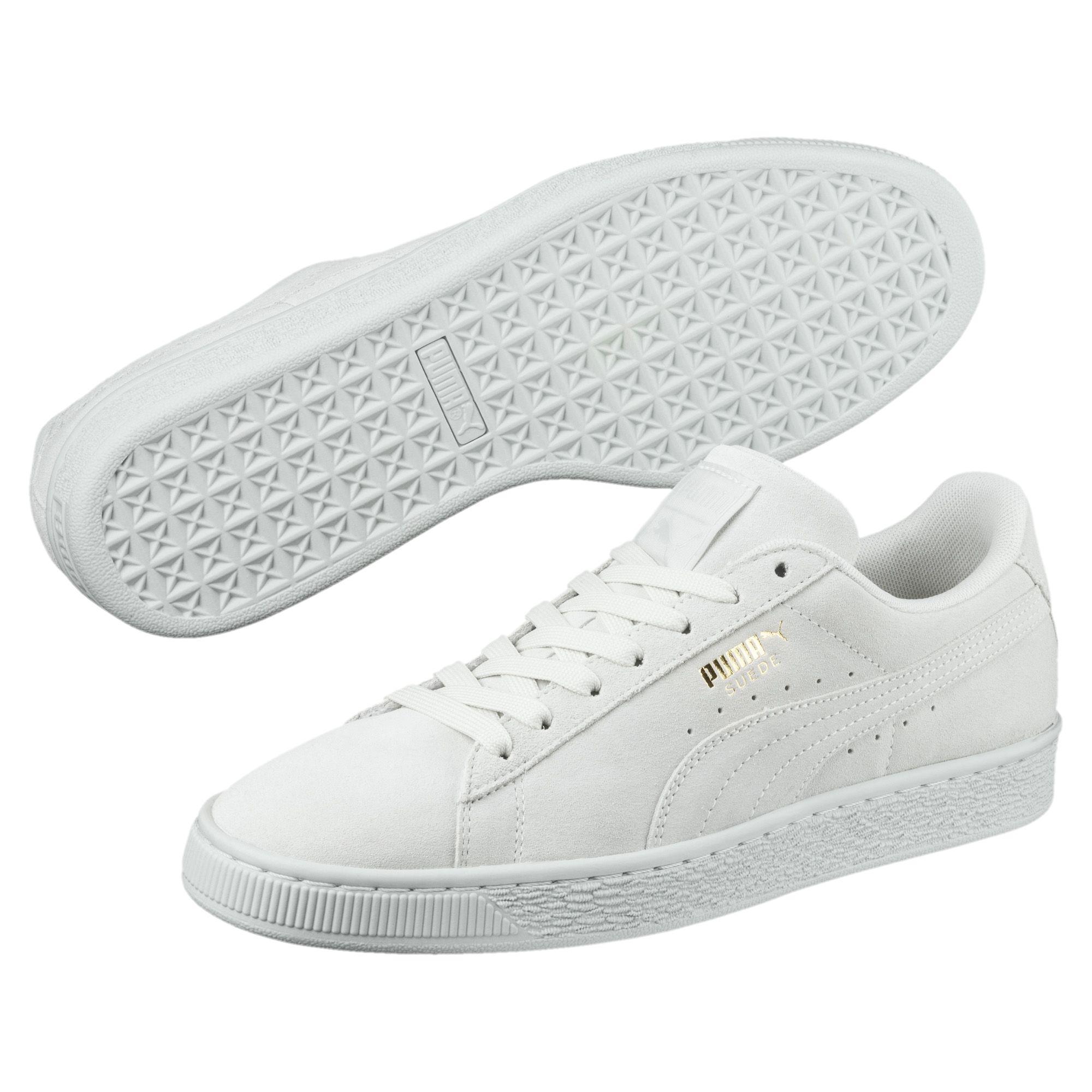 Lyst - PUMA Suede Classic Tonal Sneakers in Blue for Men a8683d2f1