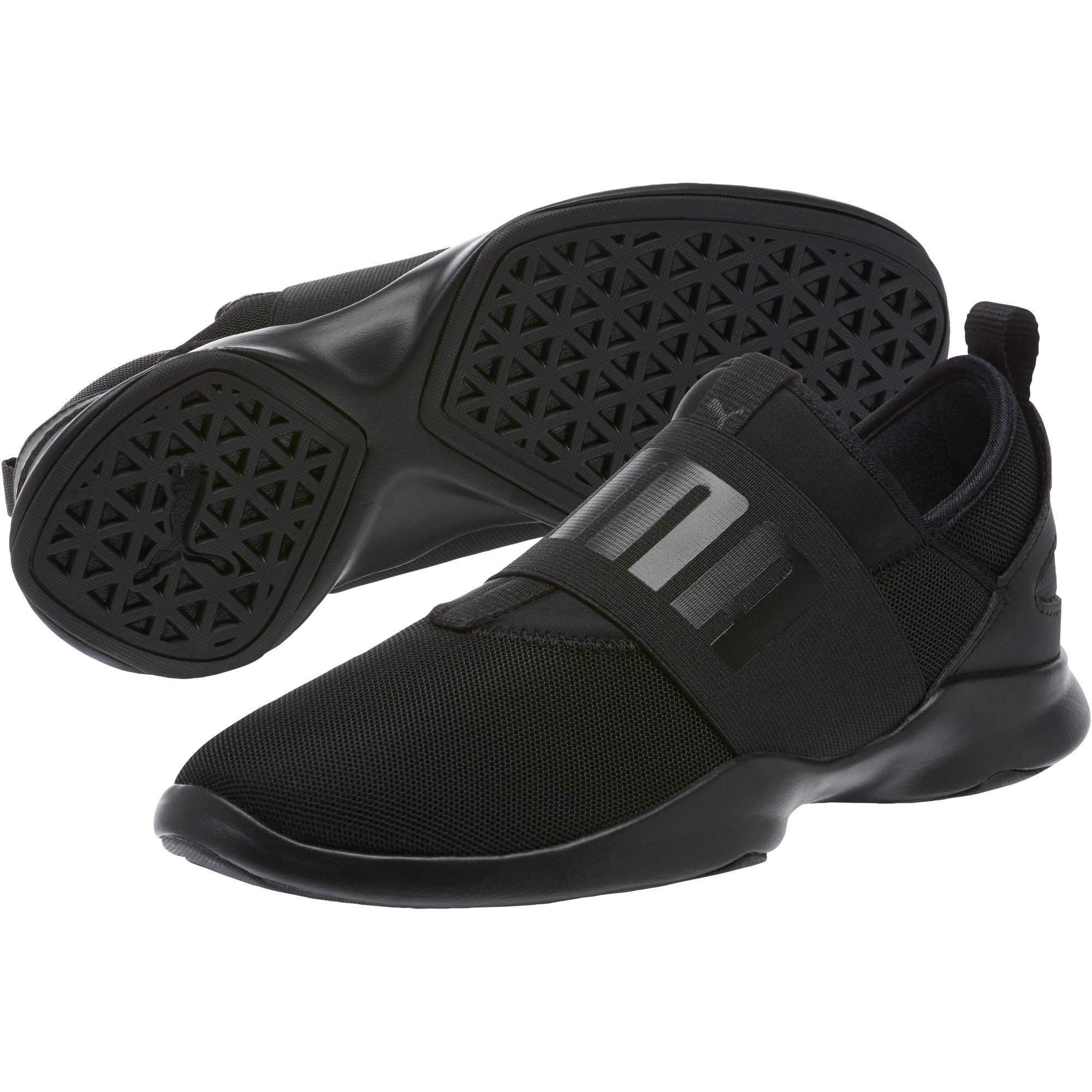 Lyst - PUMA Dare Women s Slip-on Sneakers in Black 4522512ea