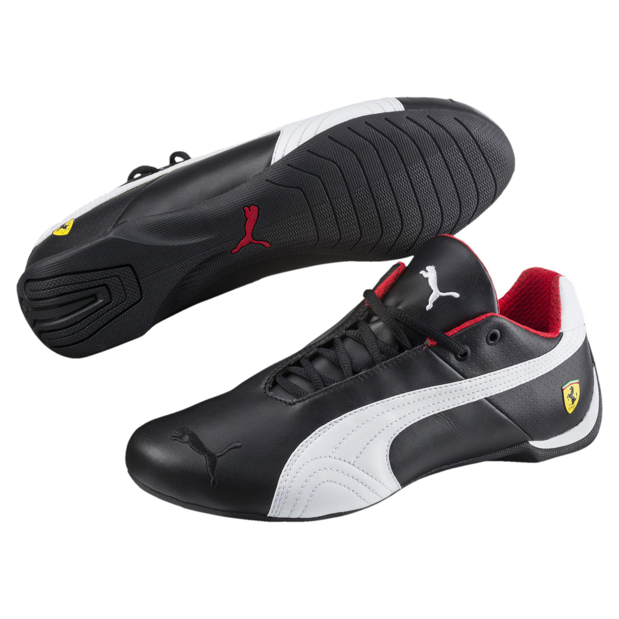 39676ea370a Lyst - PUMA Ferrari Future Cat Og Trainers in Black for Men