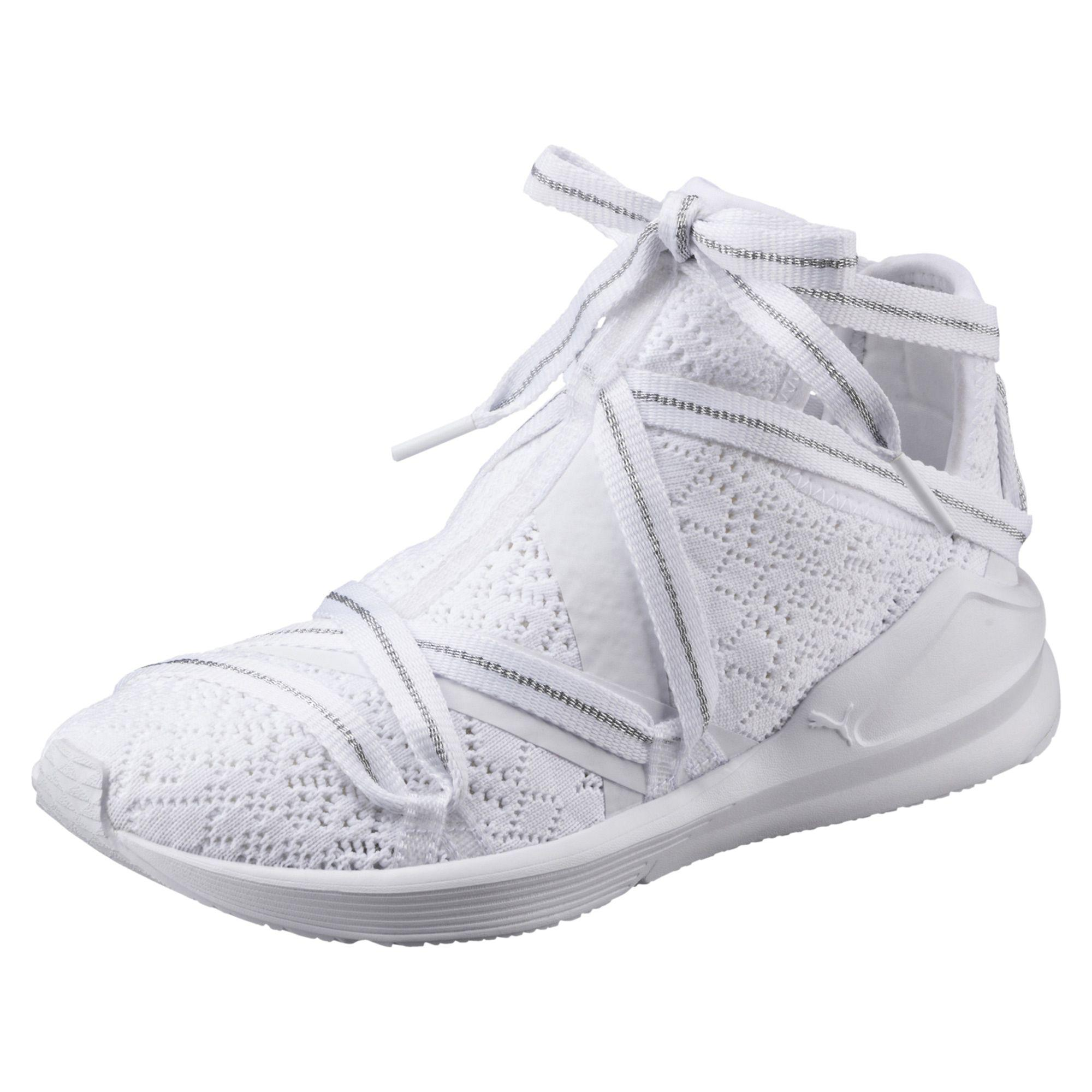 b63188ed7679ca Lyst - PUMA Fierce Rope Ep Women s Training Shoes in White