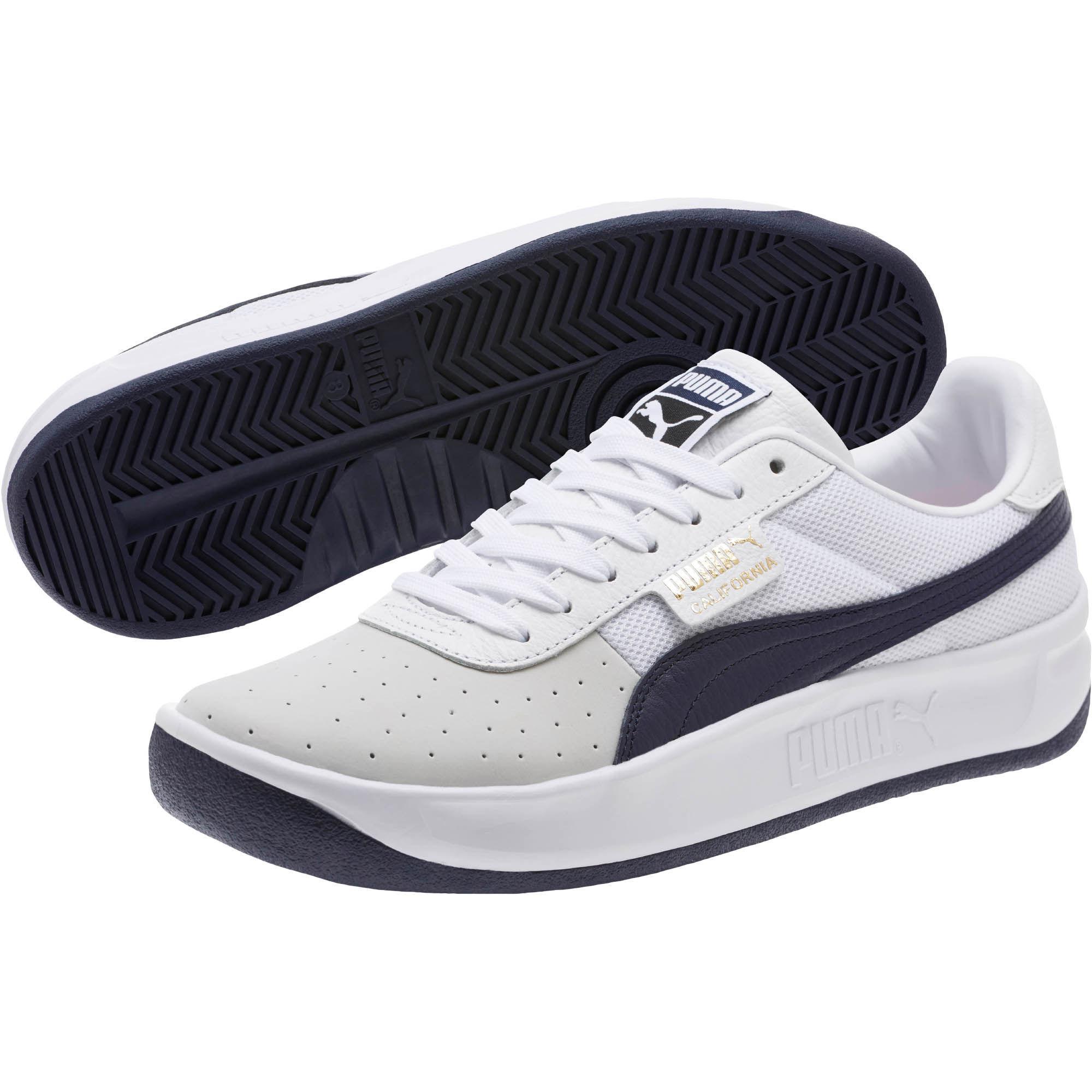 26ebee426175 PUMA - White California Casual Sneakers for Men - Lyst. View fullscreen
