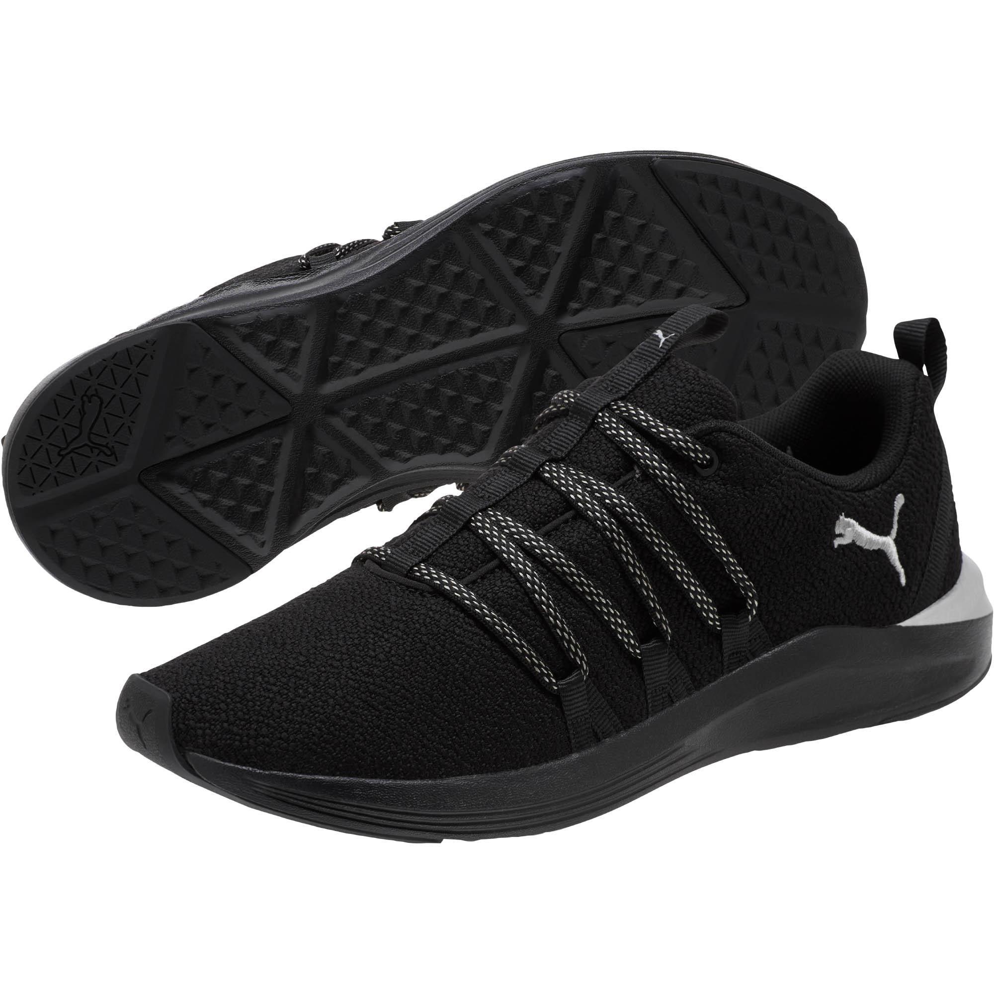 PUMA - Black Prowl Alt Prem Mesh Women s Sneakers - Lyst. View fullscreen 1eba69b5c