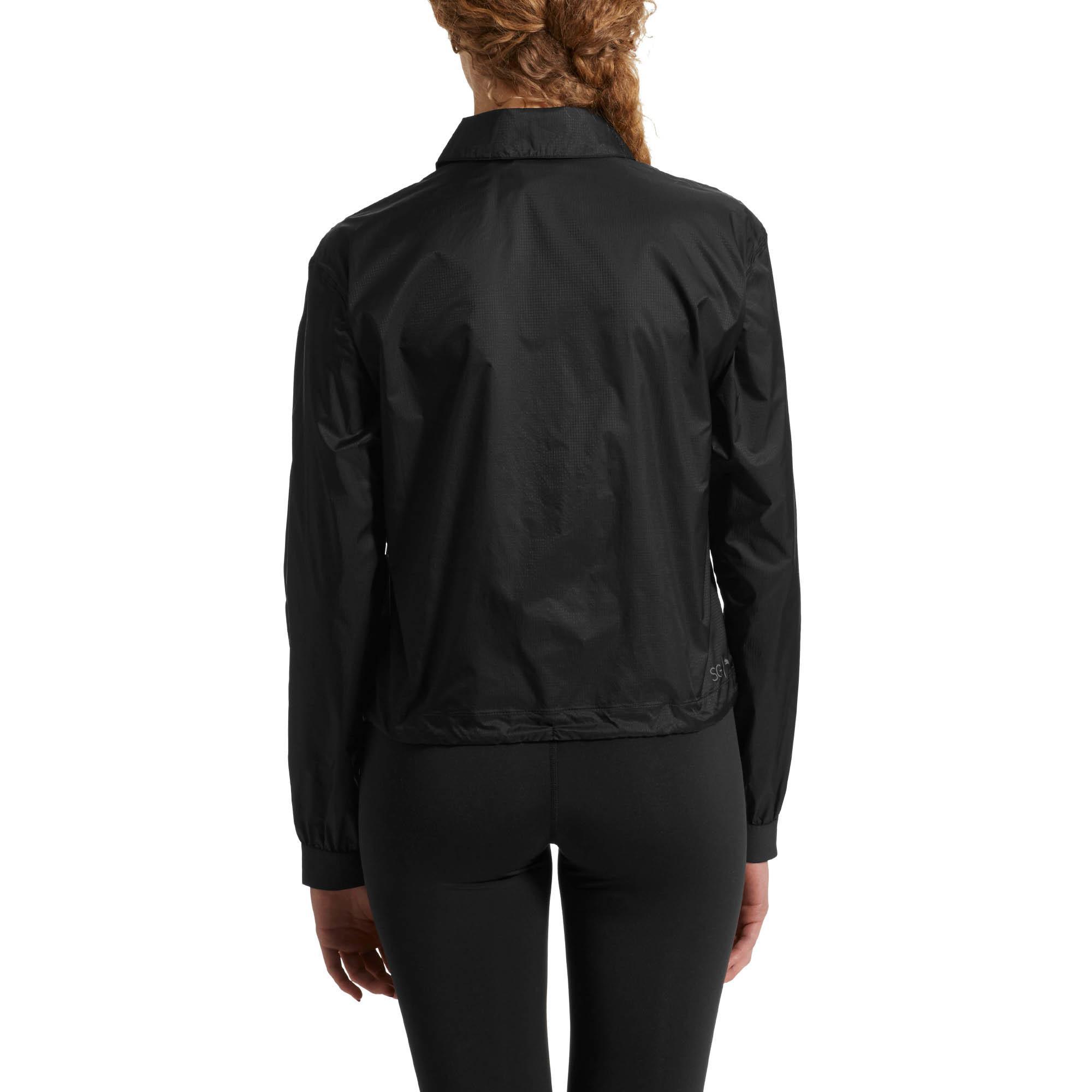 0113c8e009 Lyst - PUMA X Sg Coaches Jacket in Black