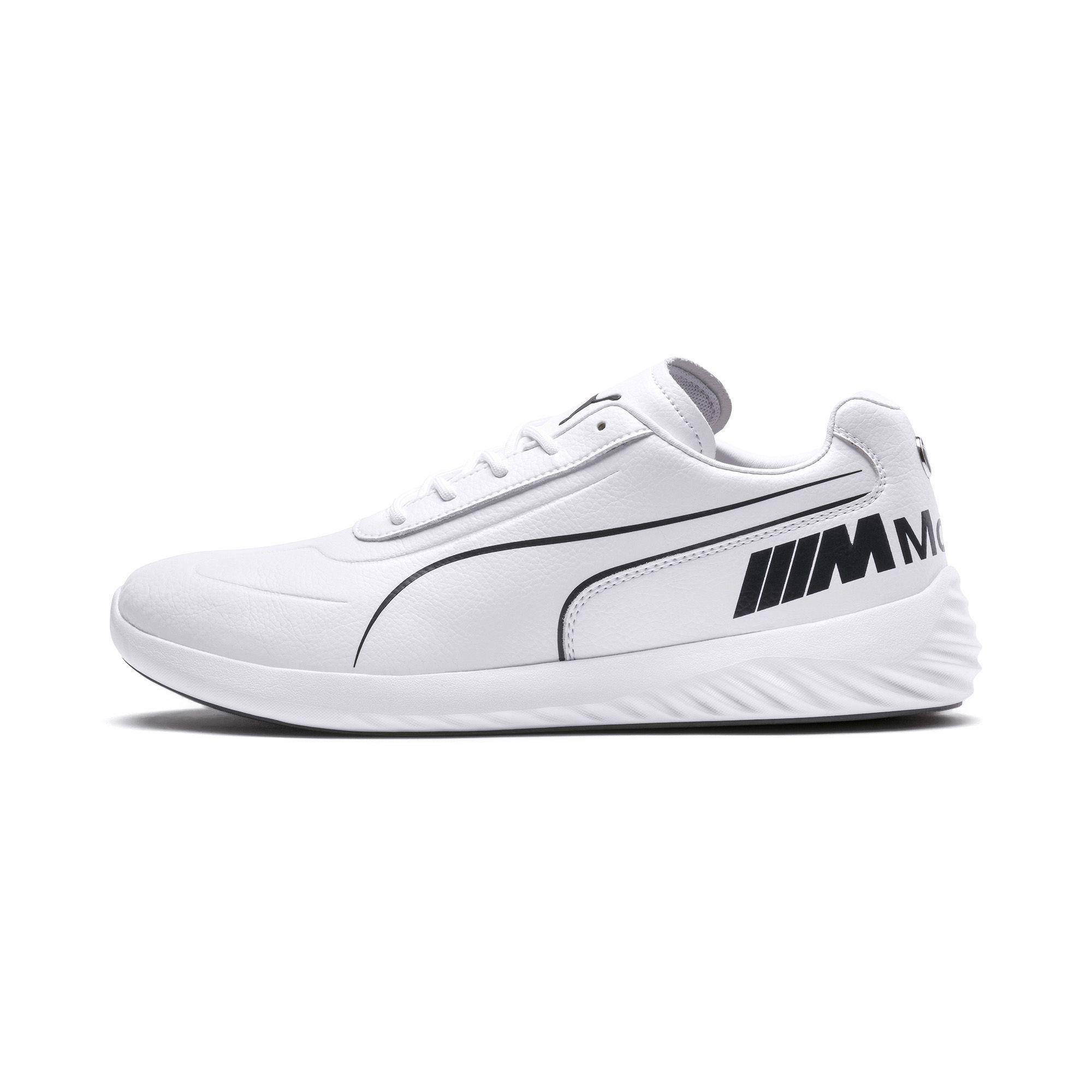 1938d123ced Lyst - PUMA Bmw M Motorsport Speedcat Evo Synth Sneakers in White ...