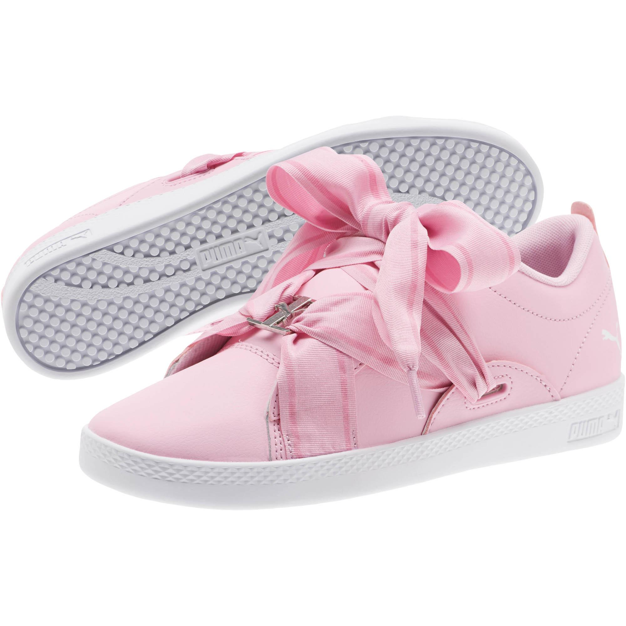 PUMA - Pink Smash Women s Buckle Sneakers - Lyst. View fullscreen 7b3b7b84a